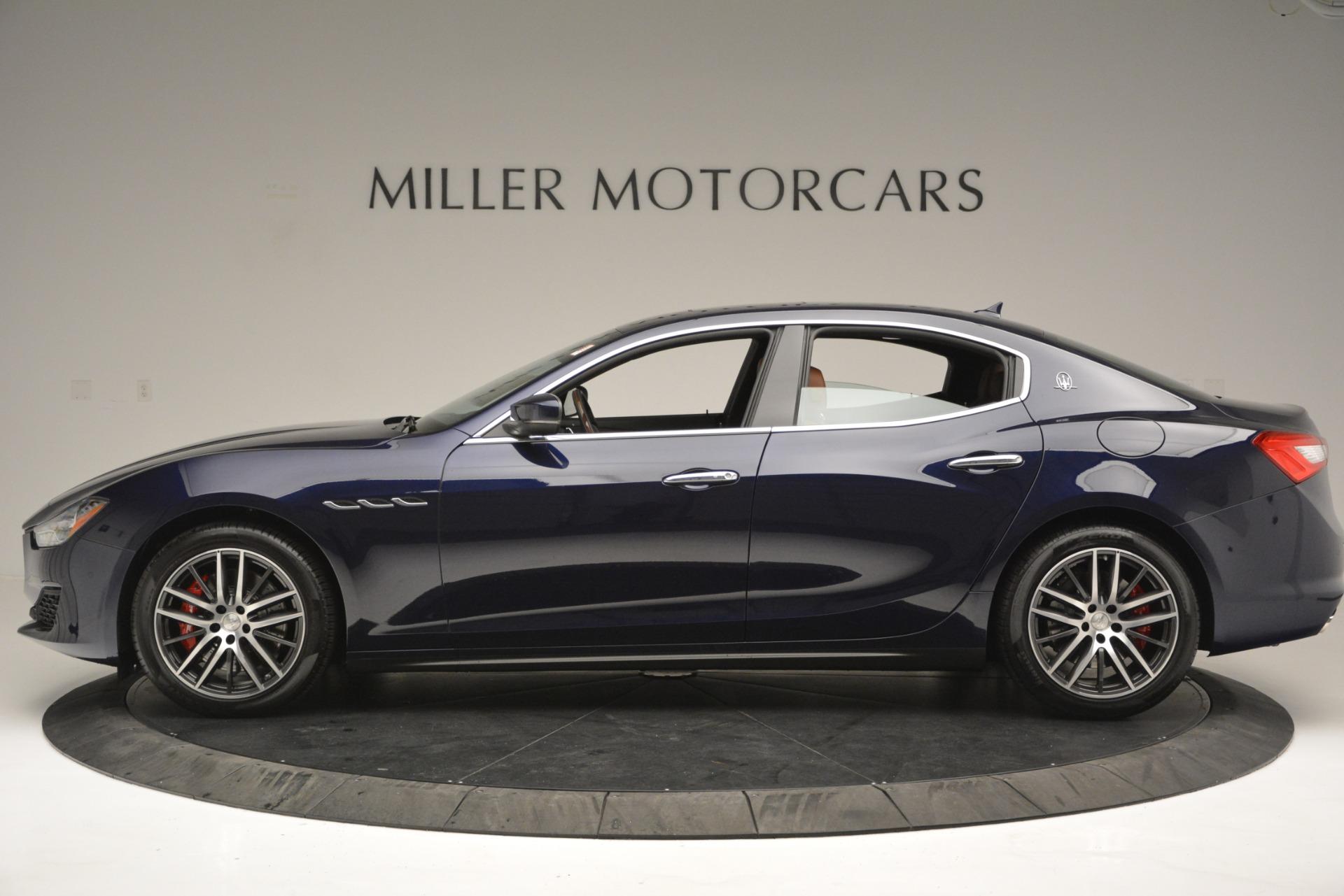 New 2019 Maserati Ghibli S Q4 For Sale In Westport, CT 2604_p3