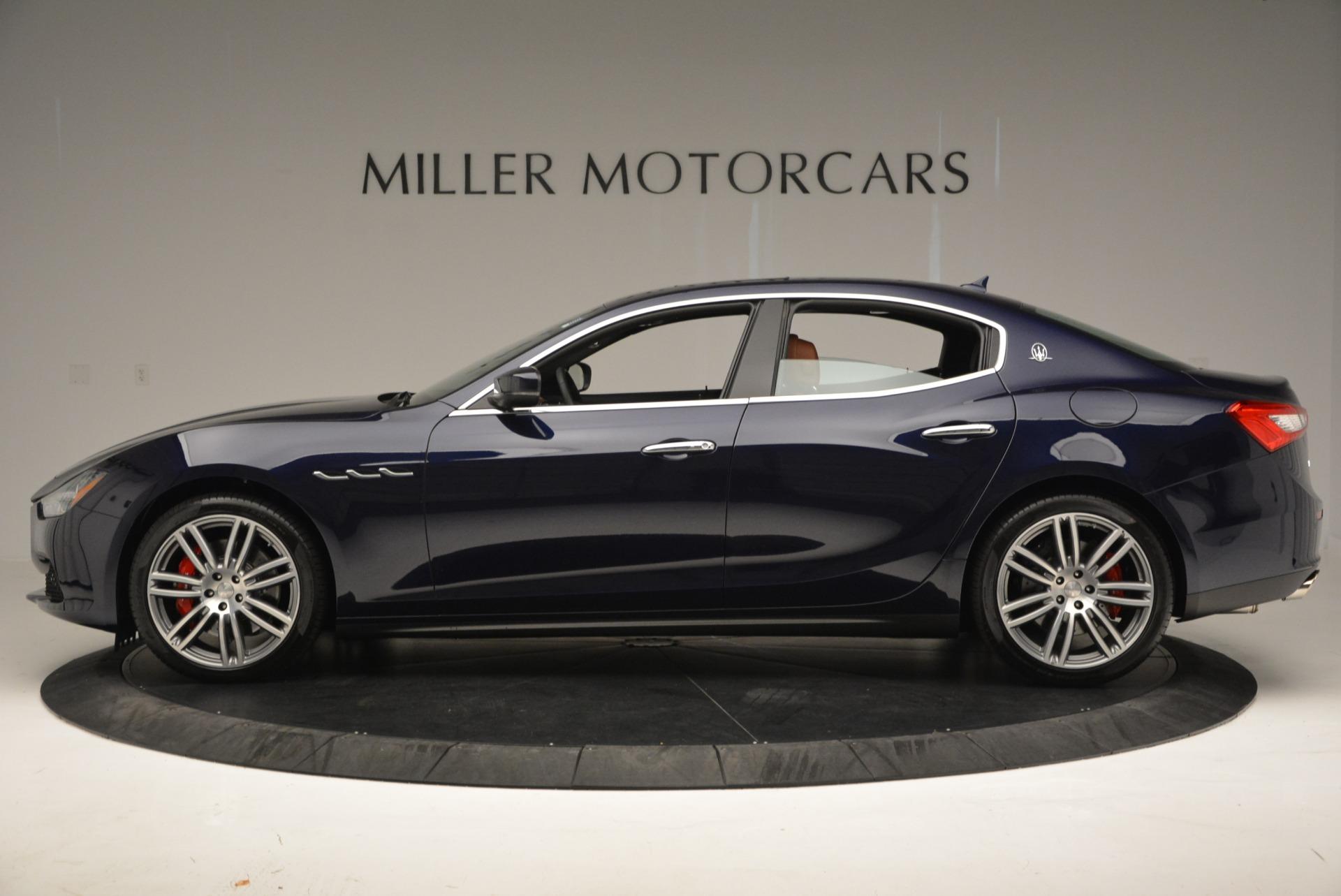 New 2019 Maserati Ghibli S Q4 For Sale In Westport, CT 2606_p3