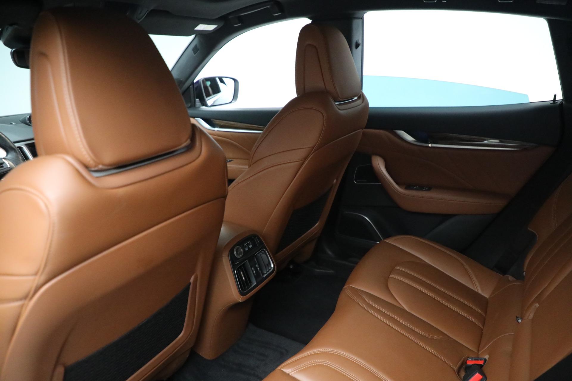 New 2019 Maserati Levante S Q4 GranSport For Sale In Westport, CT 2607_p17
