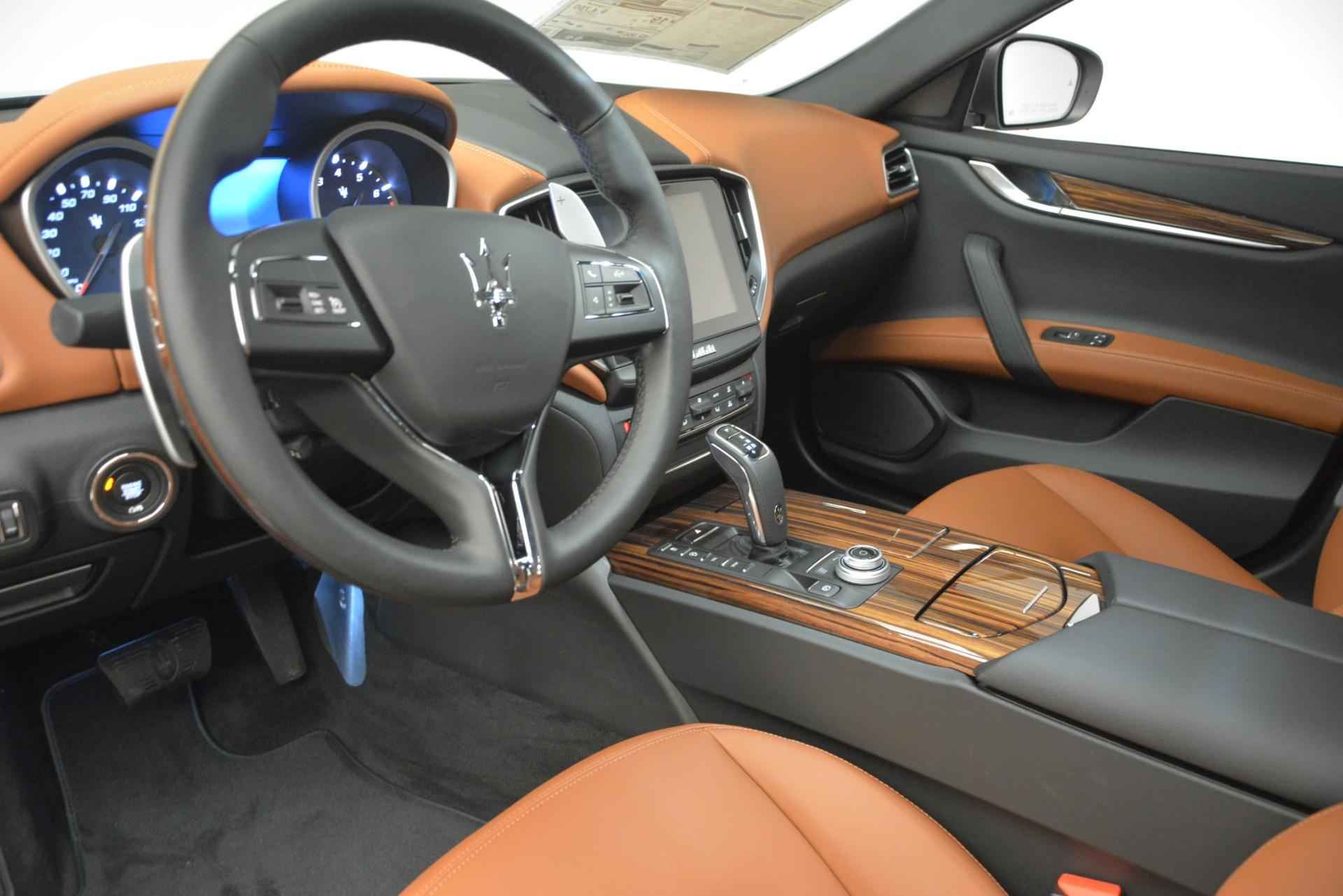 New 2019 Maserati Ghibli S Q4 For Sale In Westport, CT 2612_p13