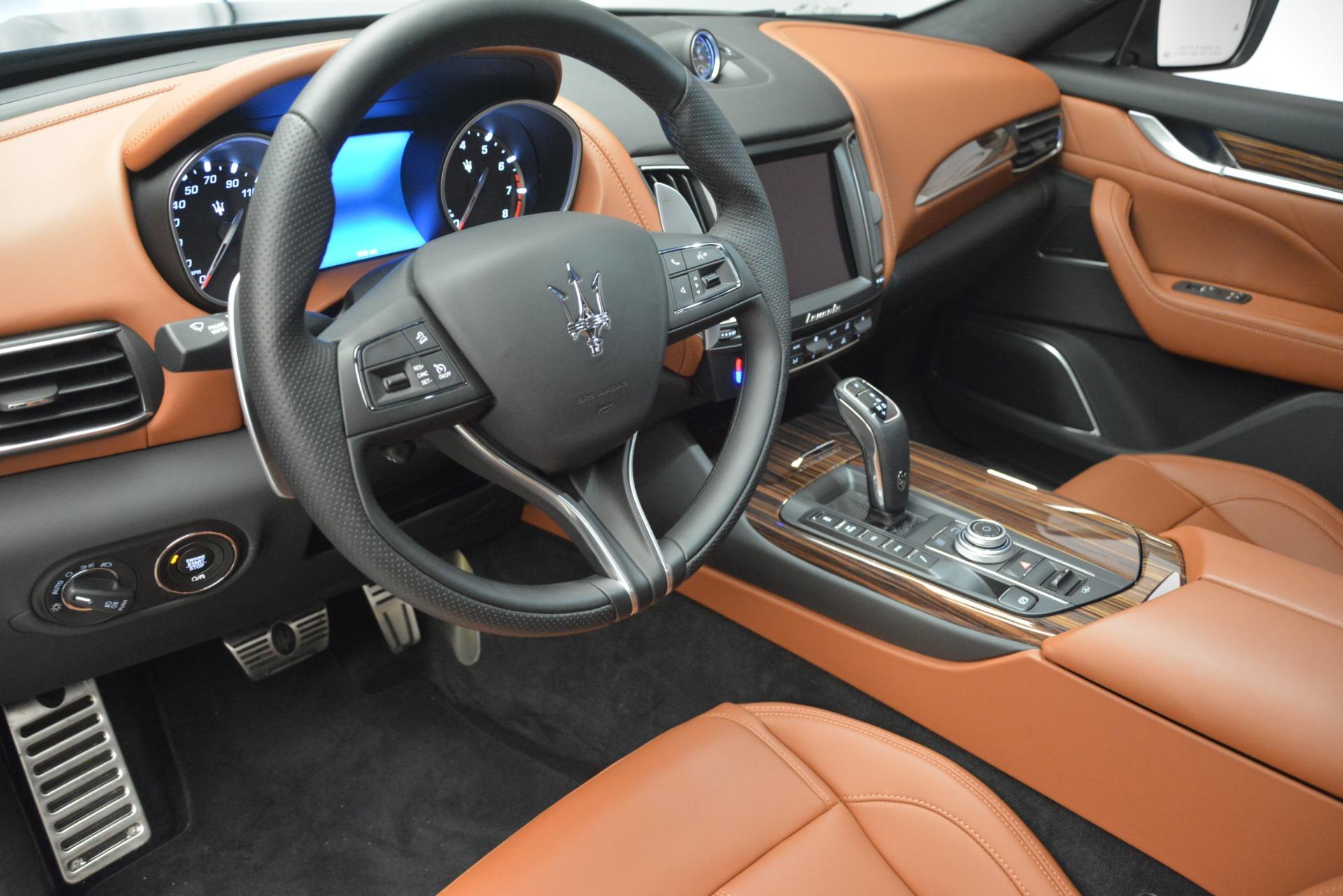 New 2019 Maserati Levante S Q4 GranSport For Sale In Westport, CT 2613_p13