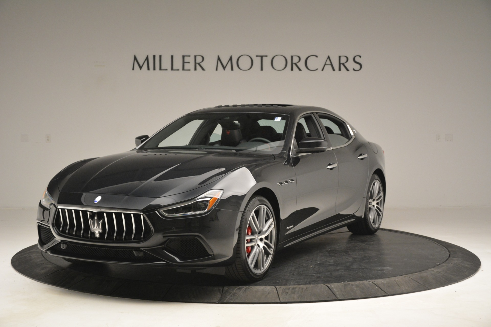 New 2019 Maserati Ghibli S Q4 GranSport For Sale In Westport, CT 2614_main