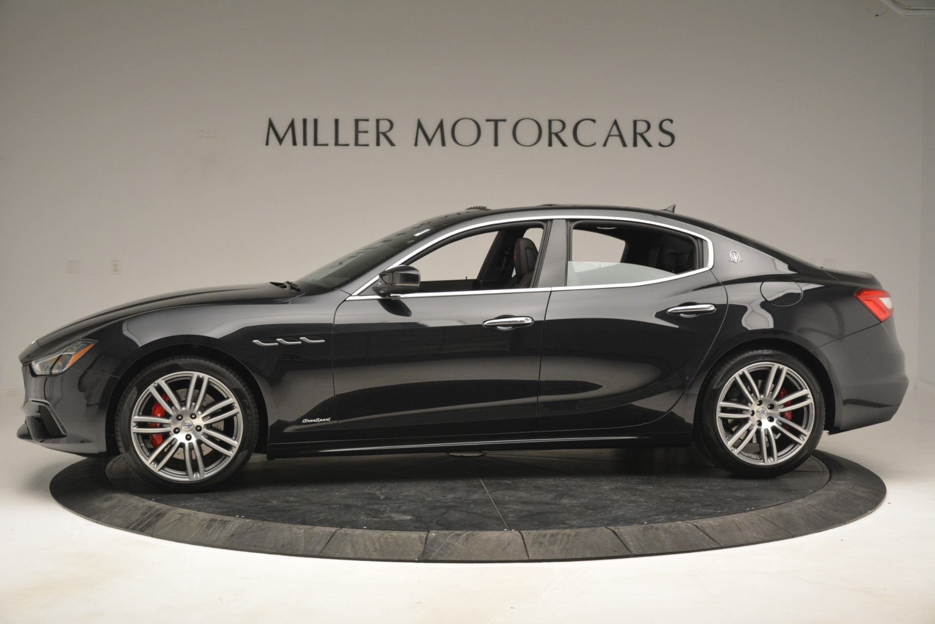 New 2019 Maserati Ghibli S Q4 GranSport For Sale In Westport, CT 2614_p3