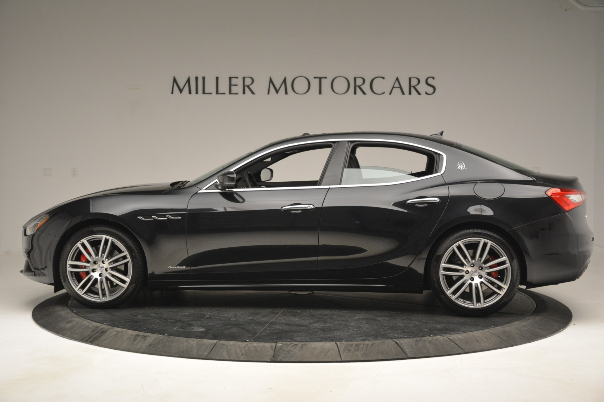 New 2019 Maserati Ghibli S Q4 GranSport For Sale In Westport, CT 2614_p4