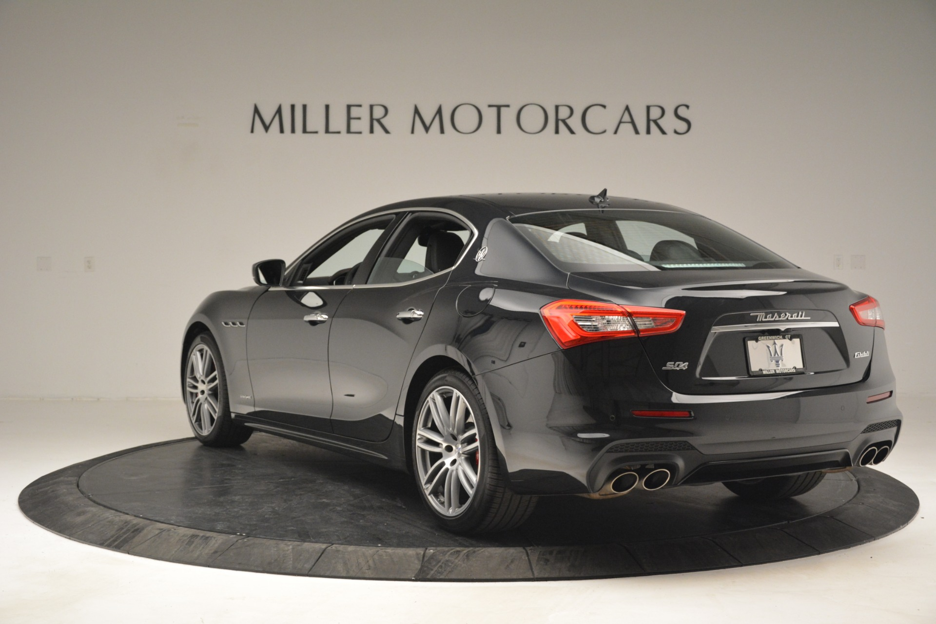 New 2019 Maserati Ghibli S Q4 GranSport For Sale In Westport, CT 2614_p6