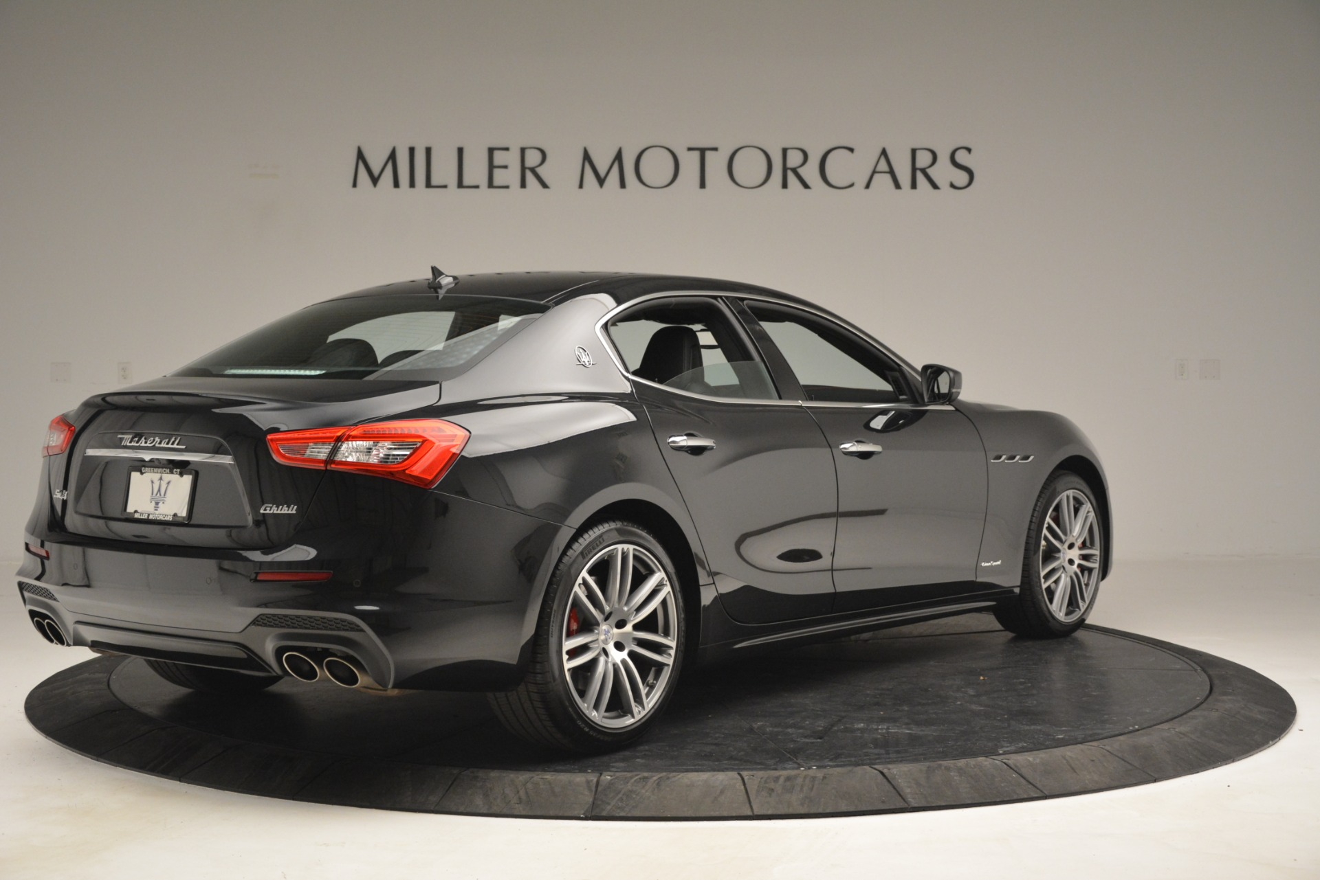 New 2019 Maserati Ghibli S Q4 GranSport For Sale In Westport, CT 2614_p8