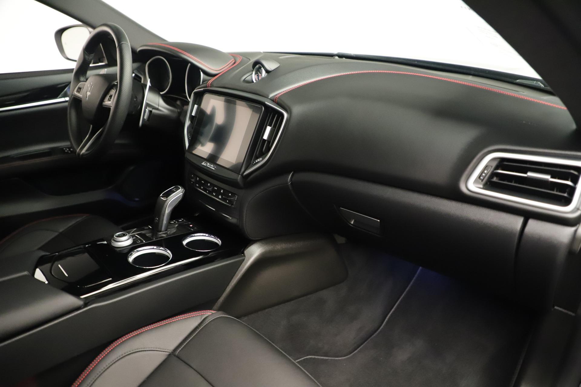 New 2019 Maserati Ghibli S Q4 GranSport For Sale In Westport, CT 2615_p22