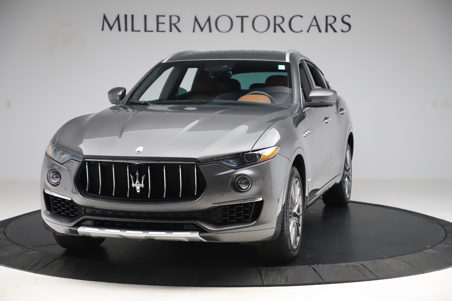 New 2019 Maserati Levante Q4 GranLusso For Sale In Westport, CT 2616_main