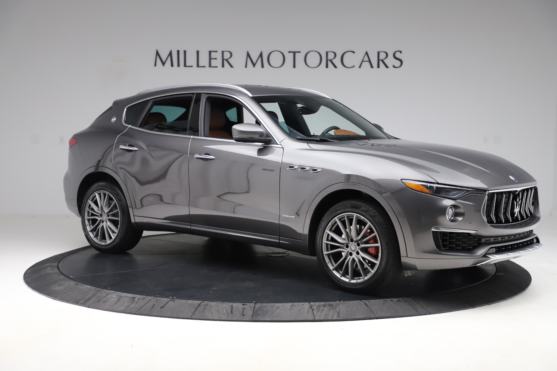 Used 2019 Maserati Levante Q4 GranLusso For Sale In Westport, CT 2616_p10