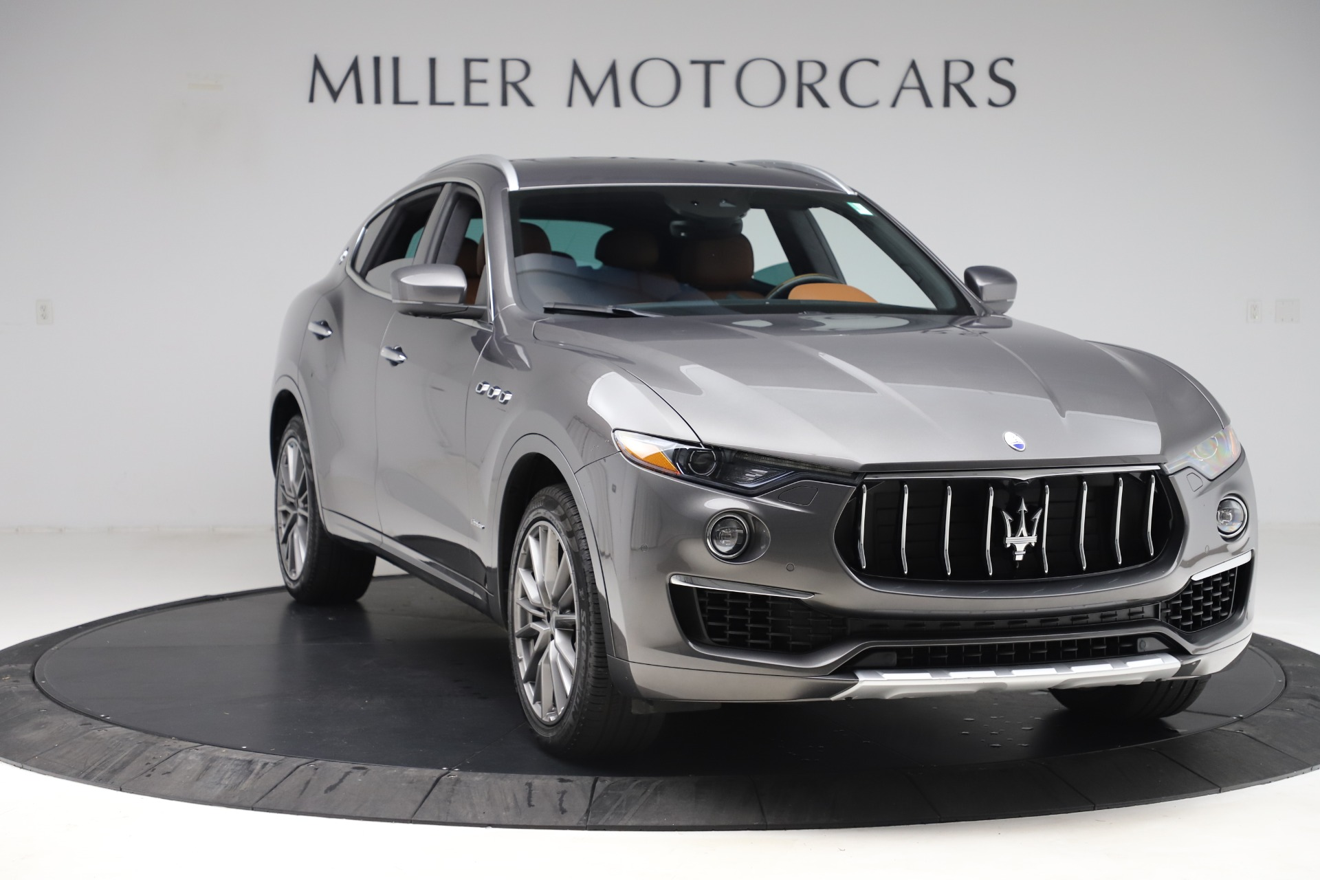 Used 2019 Maserati Levante Q4 GranLusso For Sale In Westport, CT 2616_p11