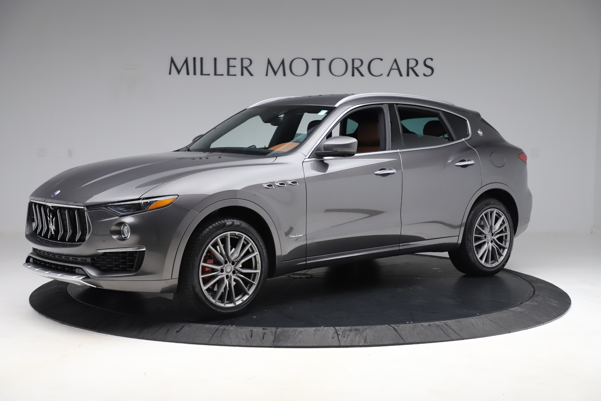 New 2019 Maserati Levante Q4 GranLusso For Sale In Westport, CT 2616_p2