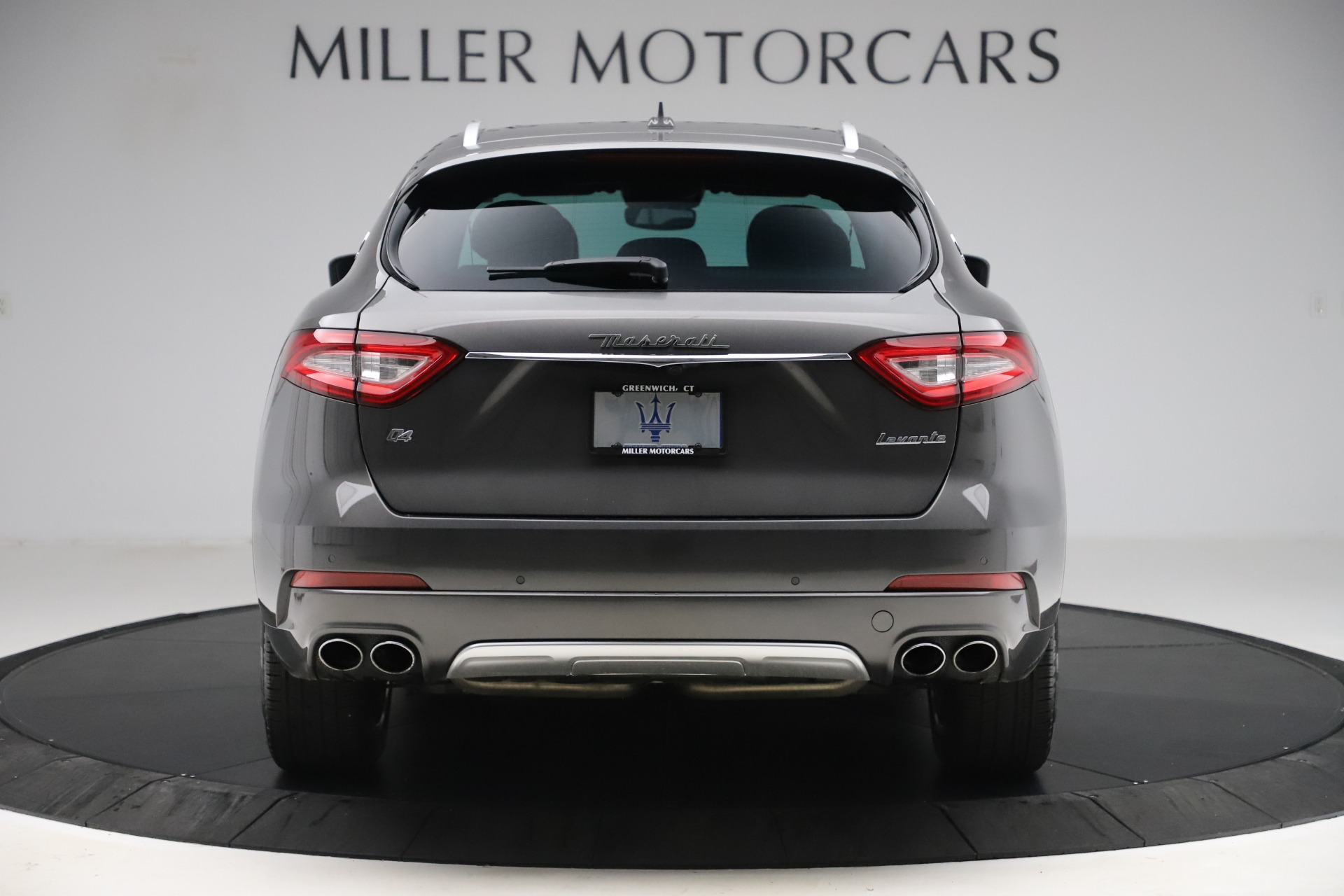Used 2019 Maserati Levante Q4 GranLusso For Sale In Westport, CT 2616_p6