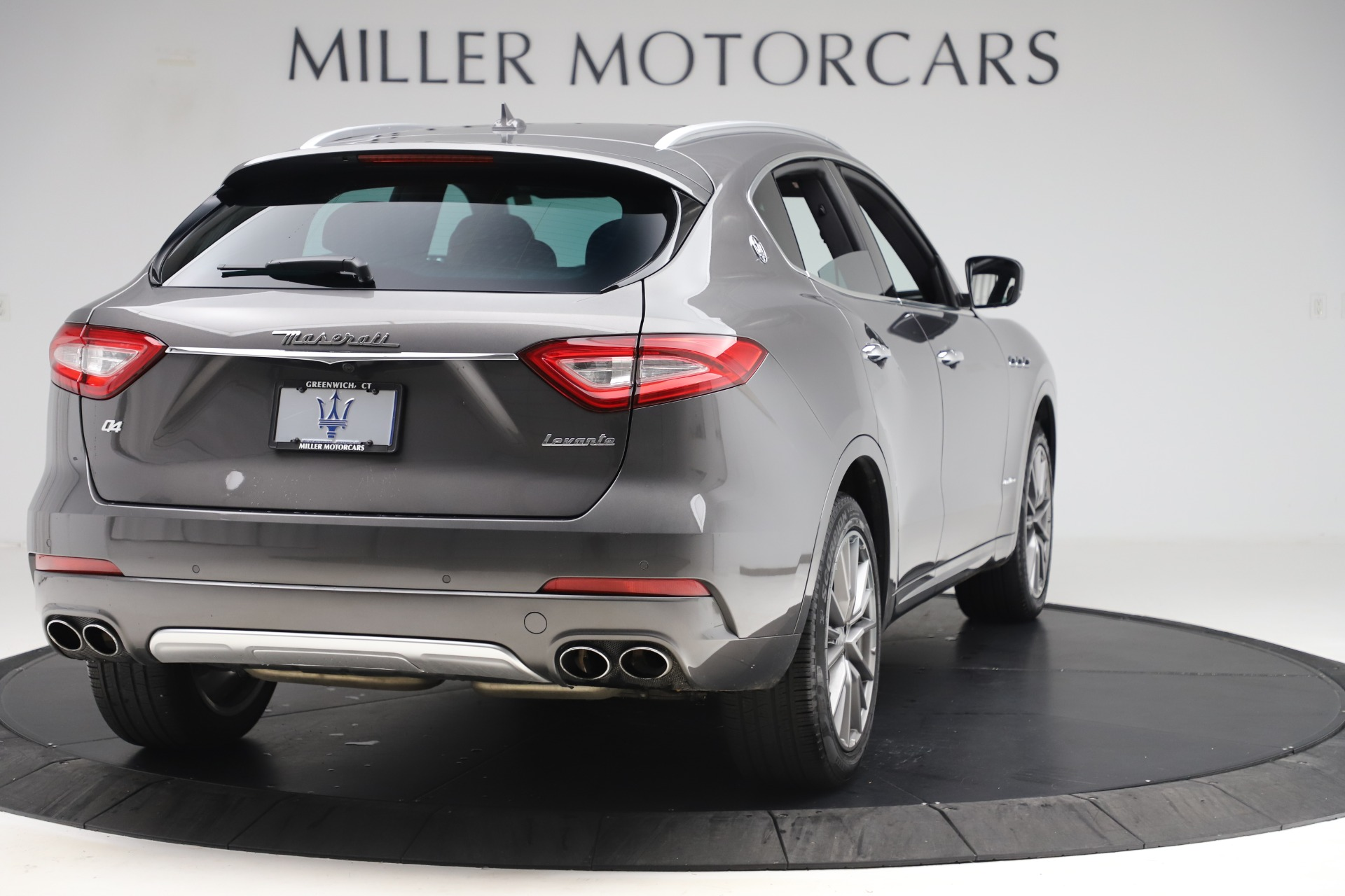 Used 2019 Maserati Levante Q4 GranLusso For Sale In Westport, CT 2616_p7