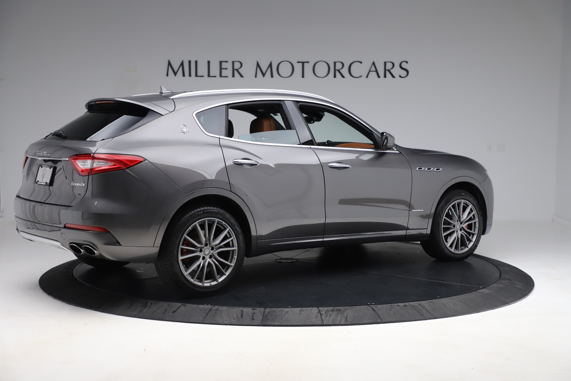 Used 2019 Maserati Levante Q4 GranLusso For Sale In Westport, CT 2616_p8