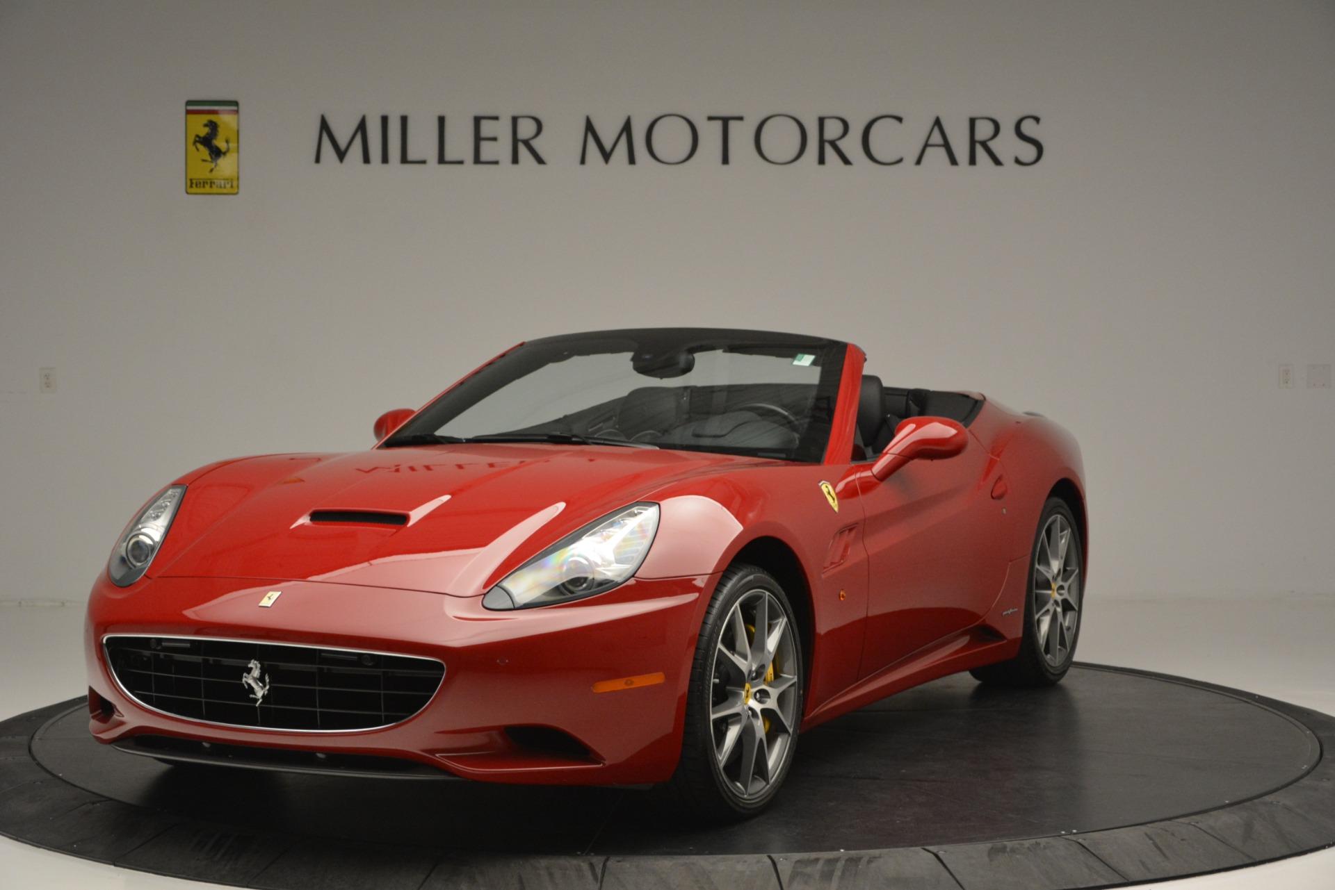 Used 2011 Ferrari California  For Sale In Westport, CT 2618_main