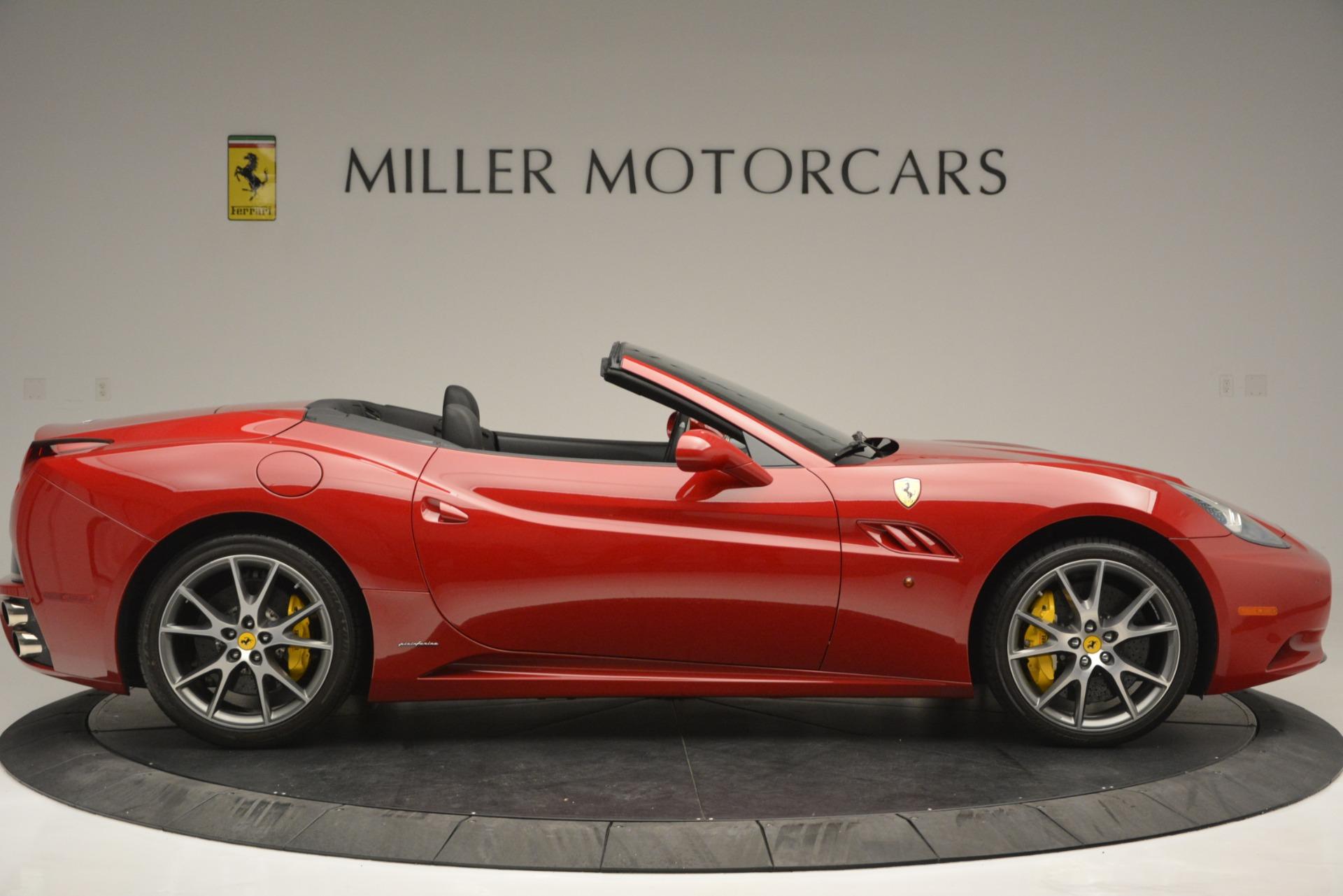 Used 2011 Ferrari California  For Sale In Westport, CT 2618_p10