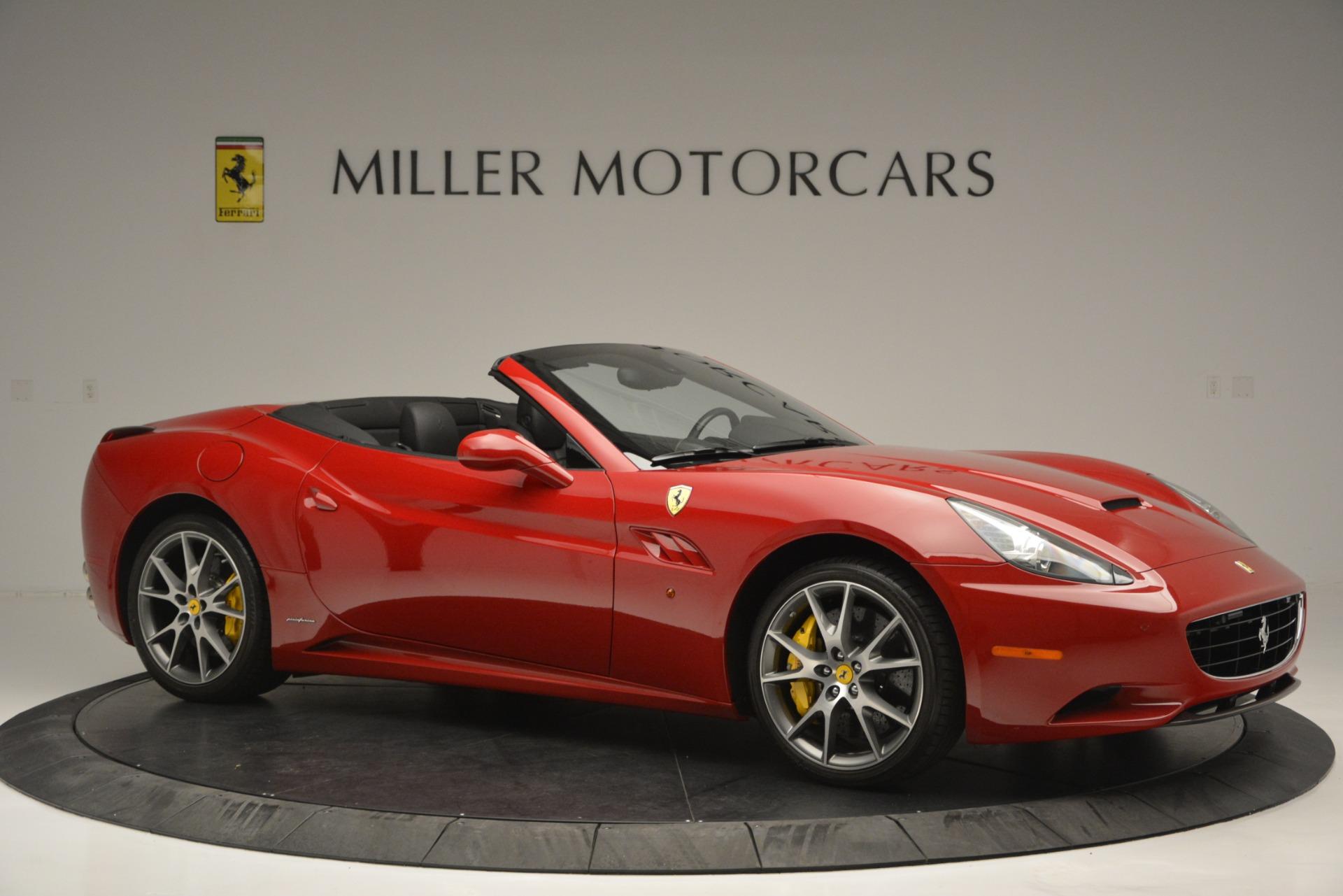 Used 2011 Ferrari California  For Sale In Westport, CT 2618_p11