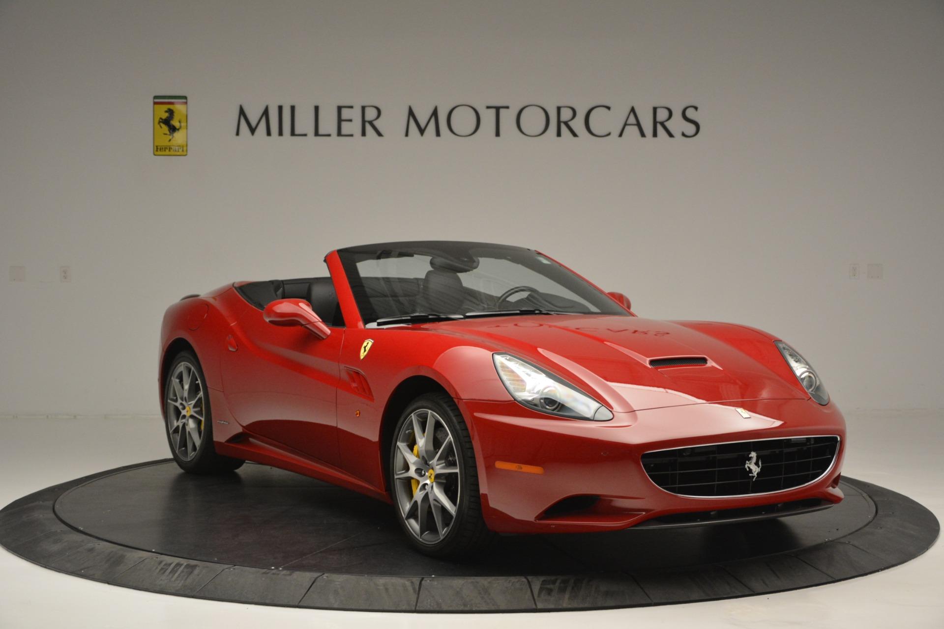 Used 2011 Ferrari California  For Sale In Westport, CT 2618_p12