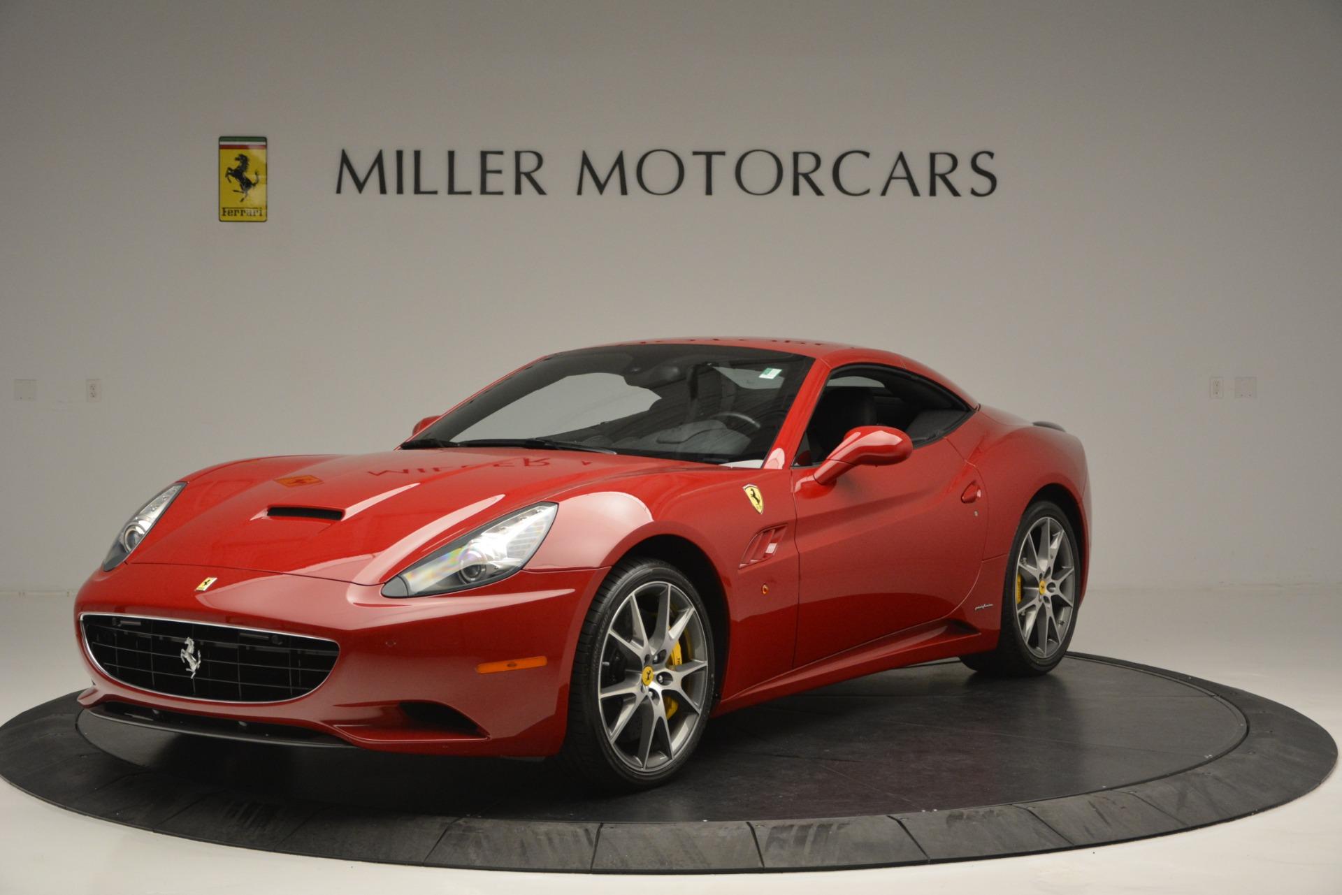 Used 2011 Ferrari California  For Sale In Westport, CT 2618_p13
