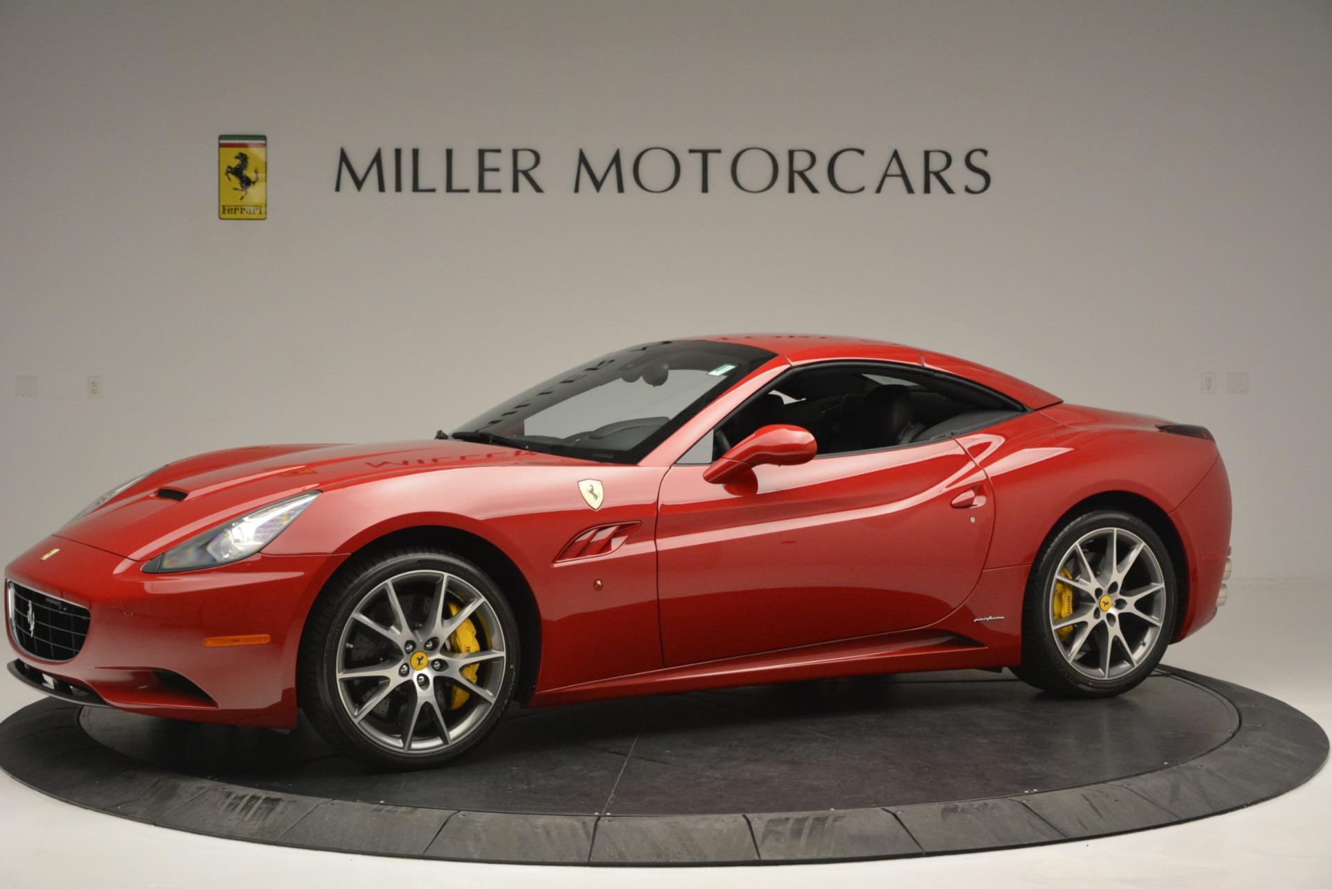 Used 2011 Ferrari California  For Sale In Westport, CT 2618_p14