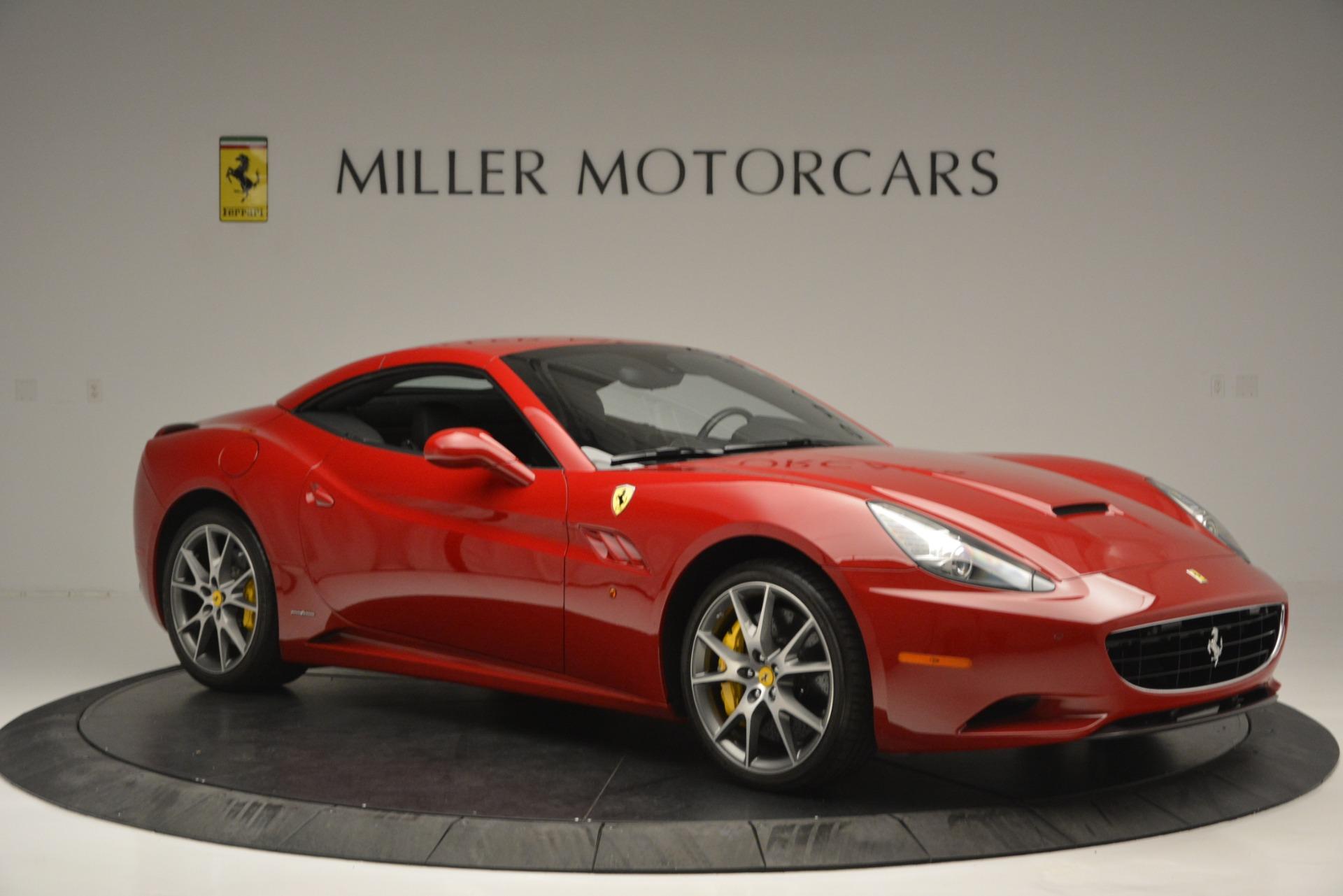 Used 2011 Ferrari California  For Sale In Westport, CT 2618_p17