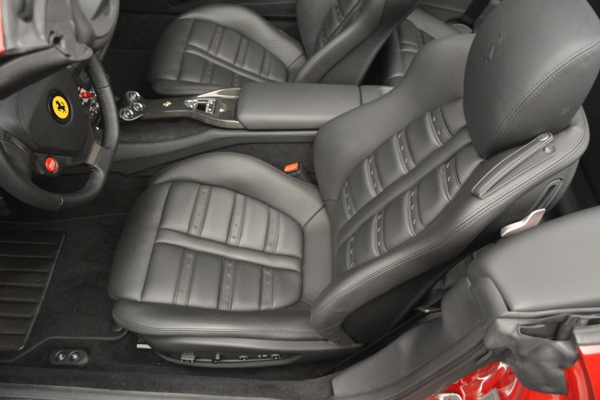Used 2011 Ferrari California  For Sale In Westport, CT 2618_p25