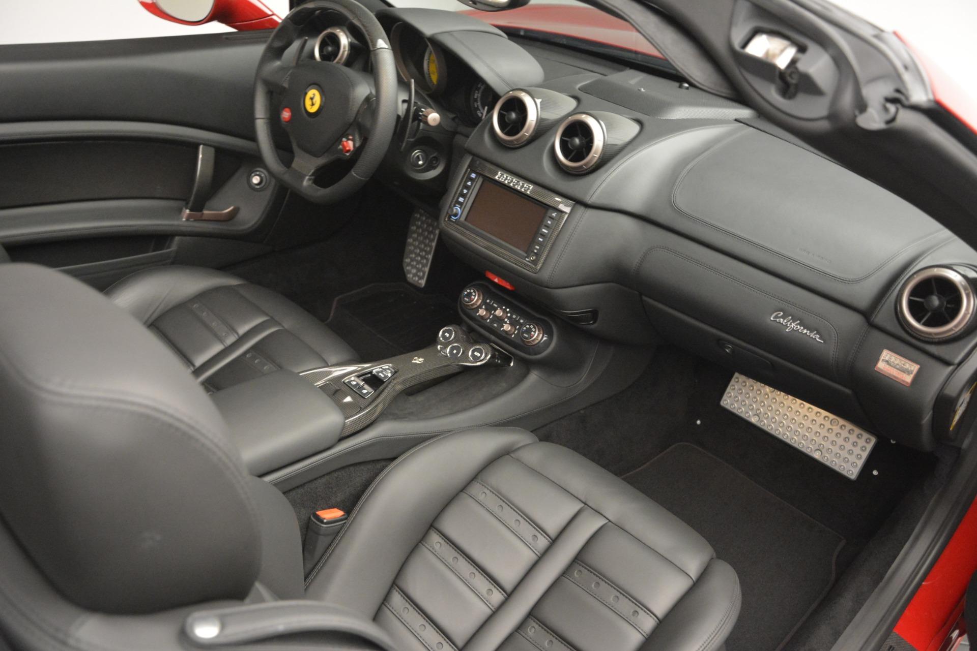 Used 2011 Ferrari California  For Sale In Westport, CT 2618_p26