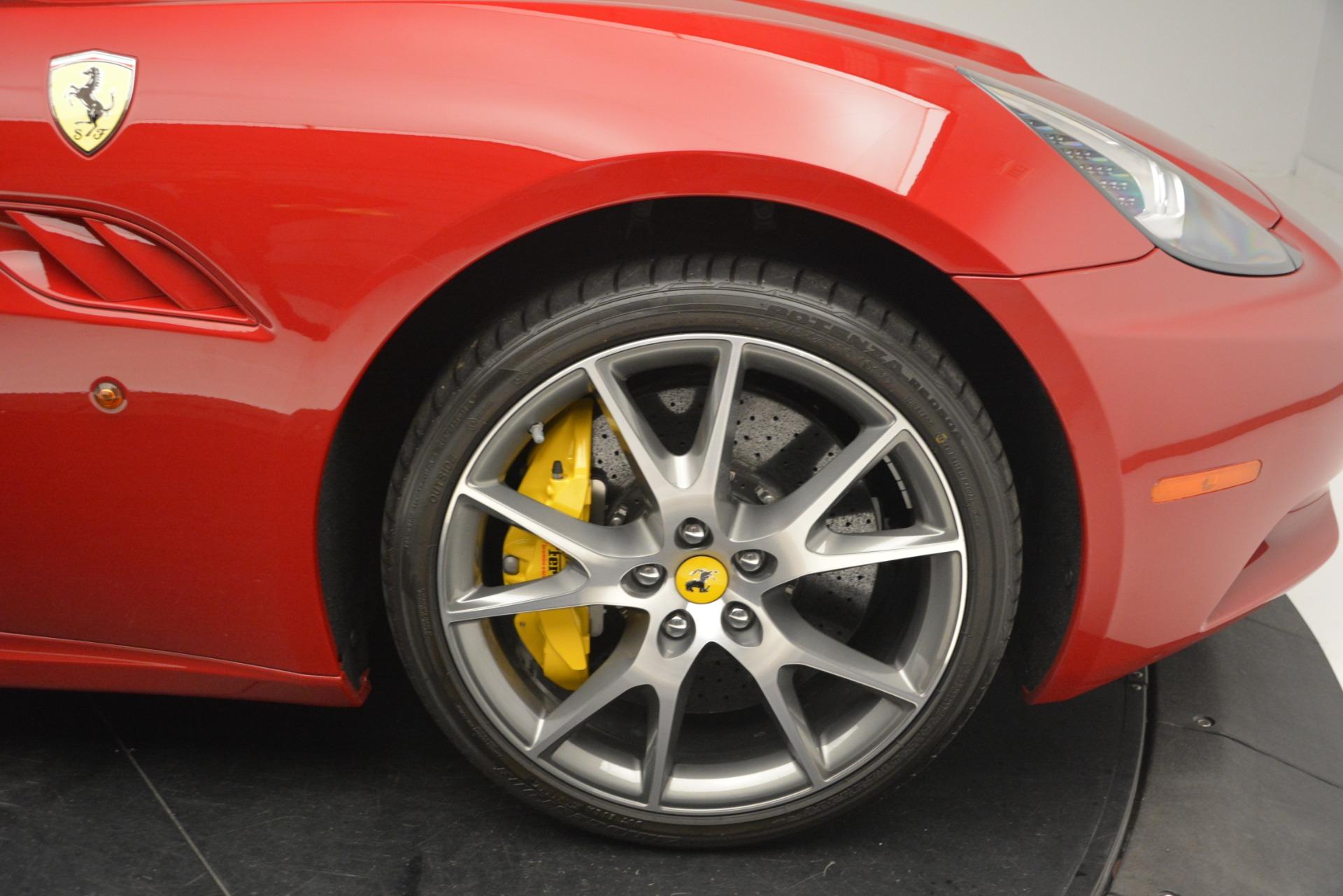 Used 2011 Ferrari California  For Sale In Westport, CT 2618_p32