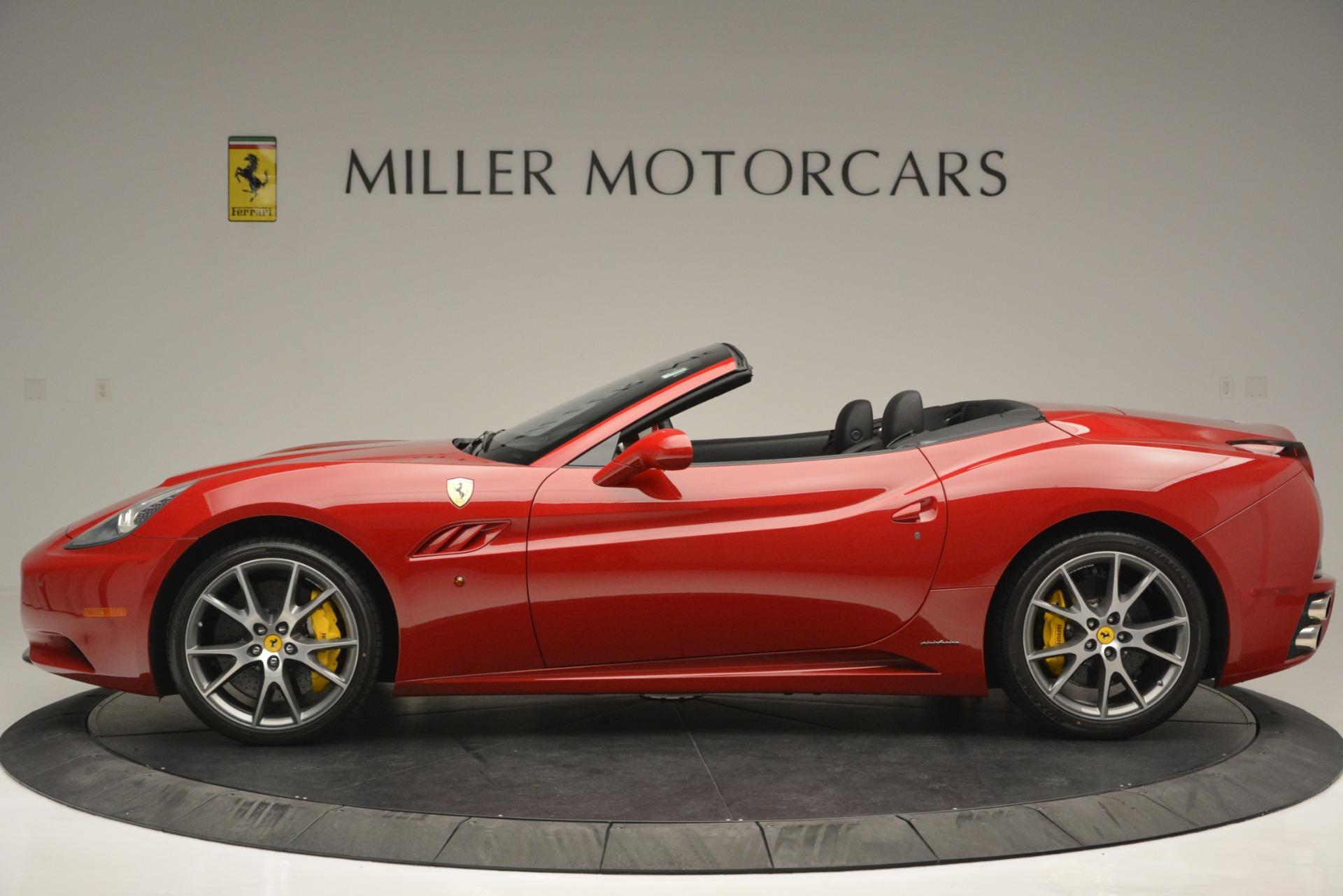 Used 2011 Ferrari California  For Sale In Westport, CT 2618_p3