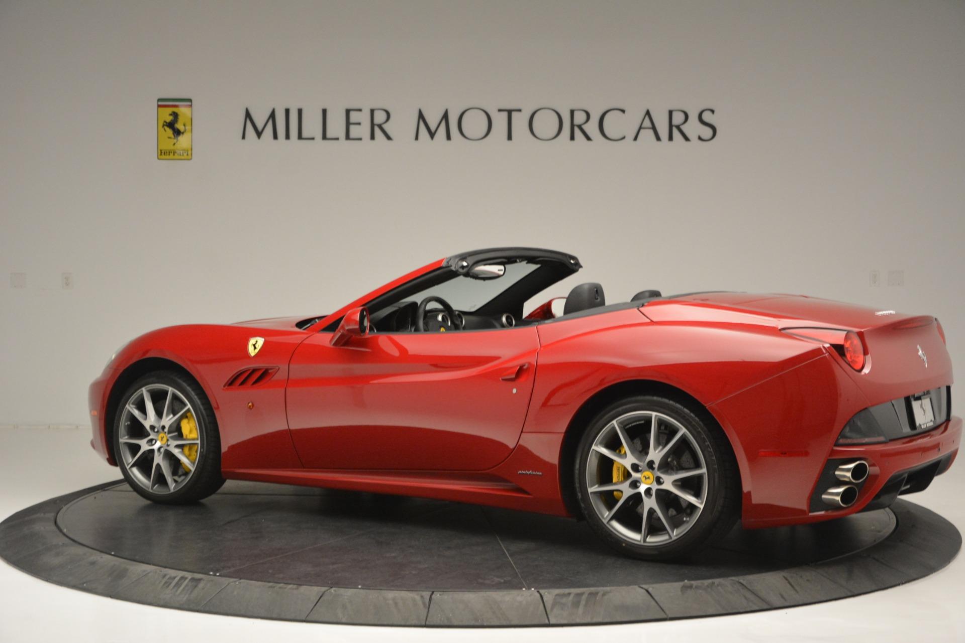 Used 2011 Ferrari California  For Sale In Westport, CT 2618_p4