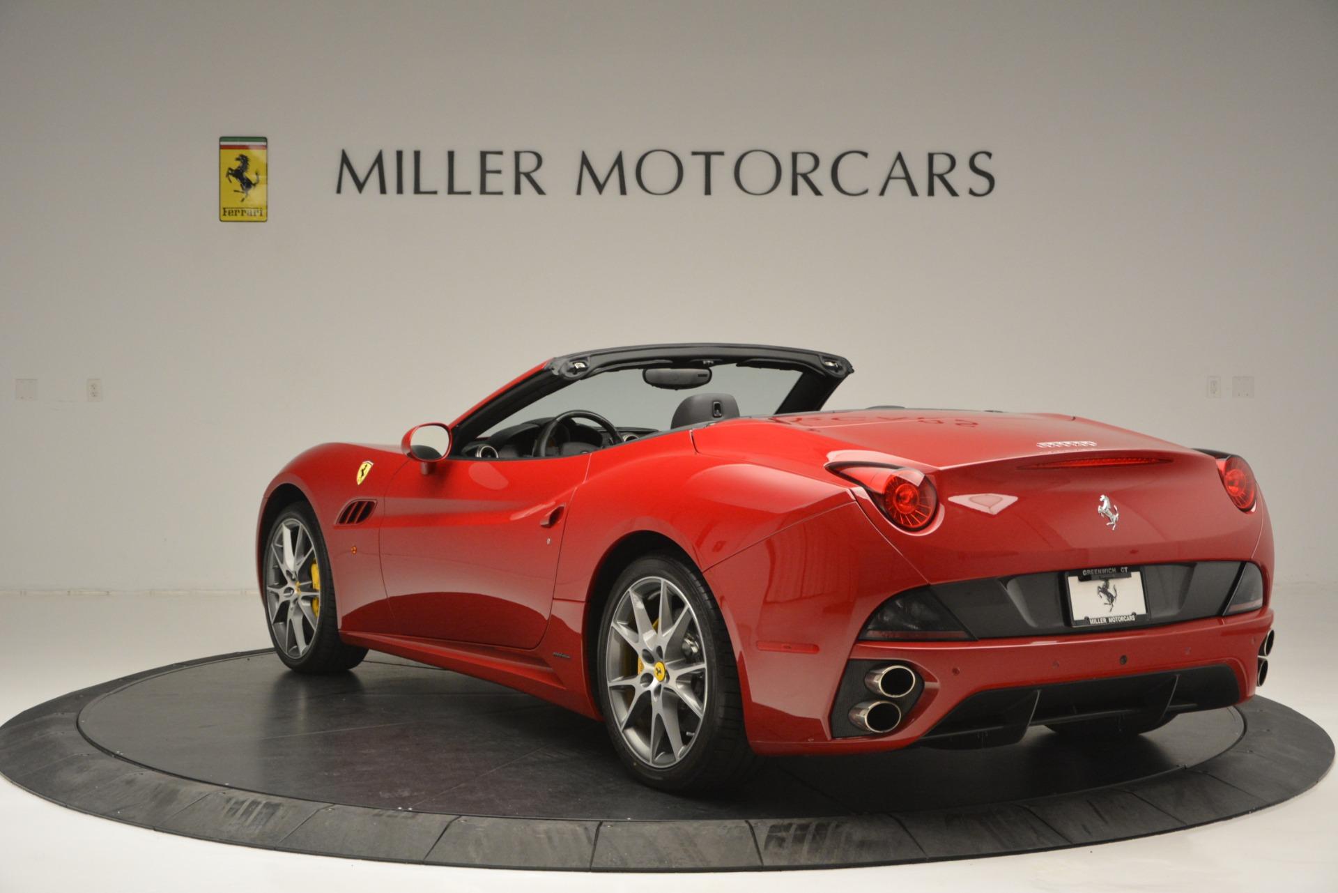 Used 2011 Ferrari California  For Sale In Westport, CT 2618_p5