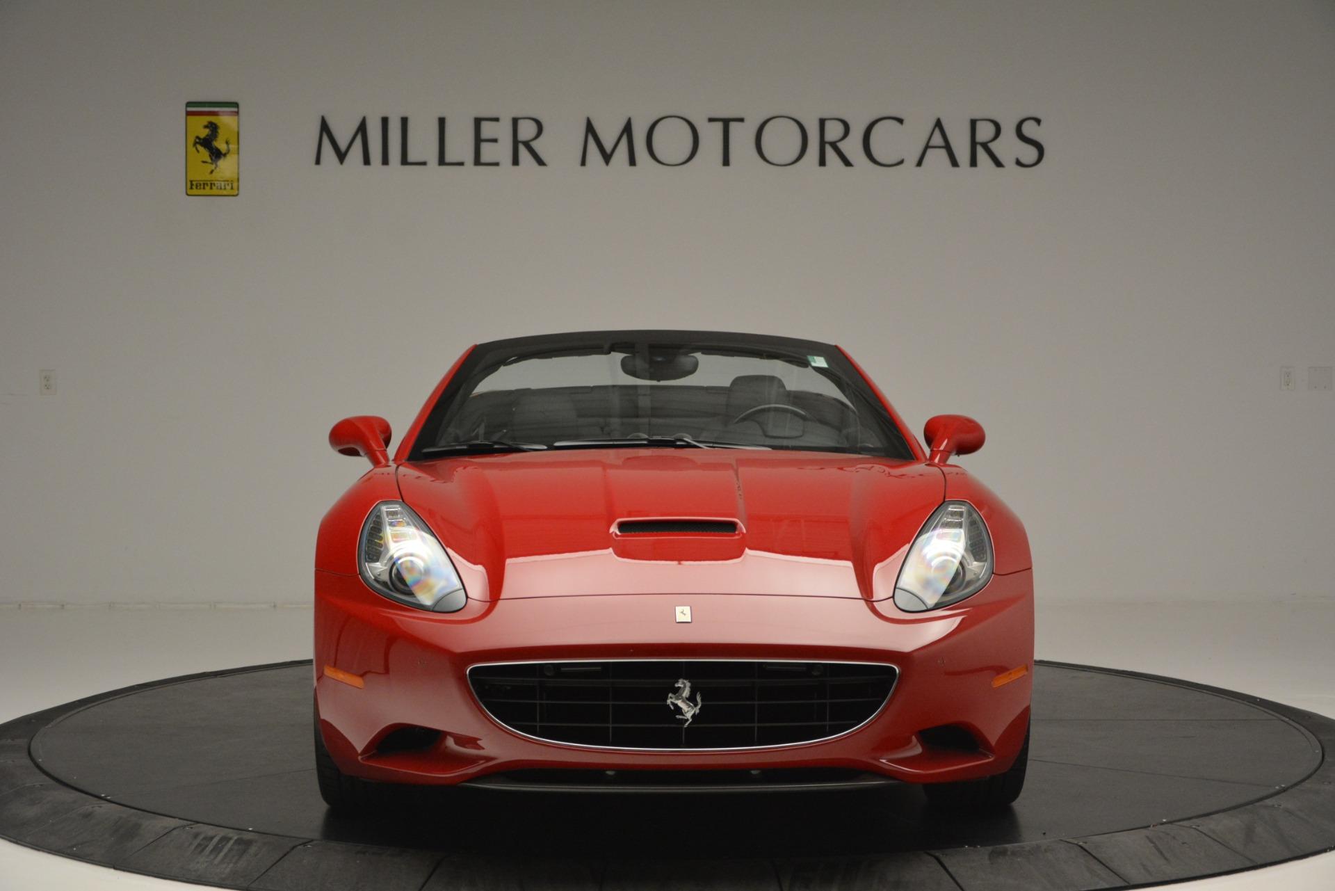 Used 2011 Ferrari California  For Sale In Westport, CT 2618_p6