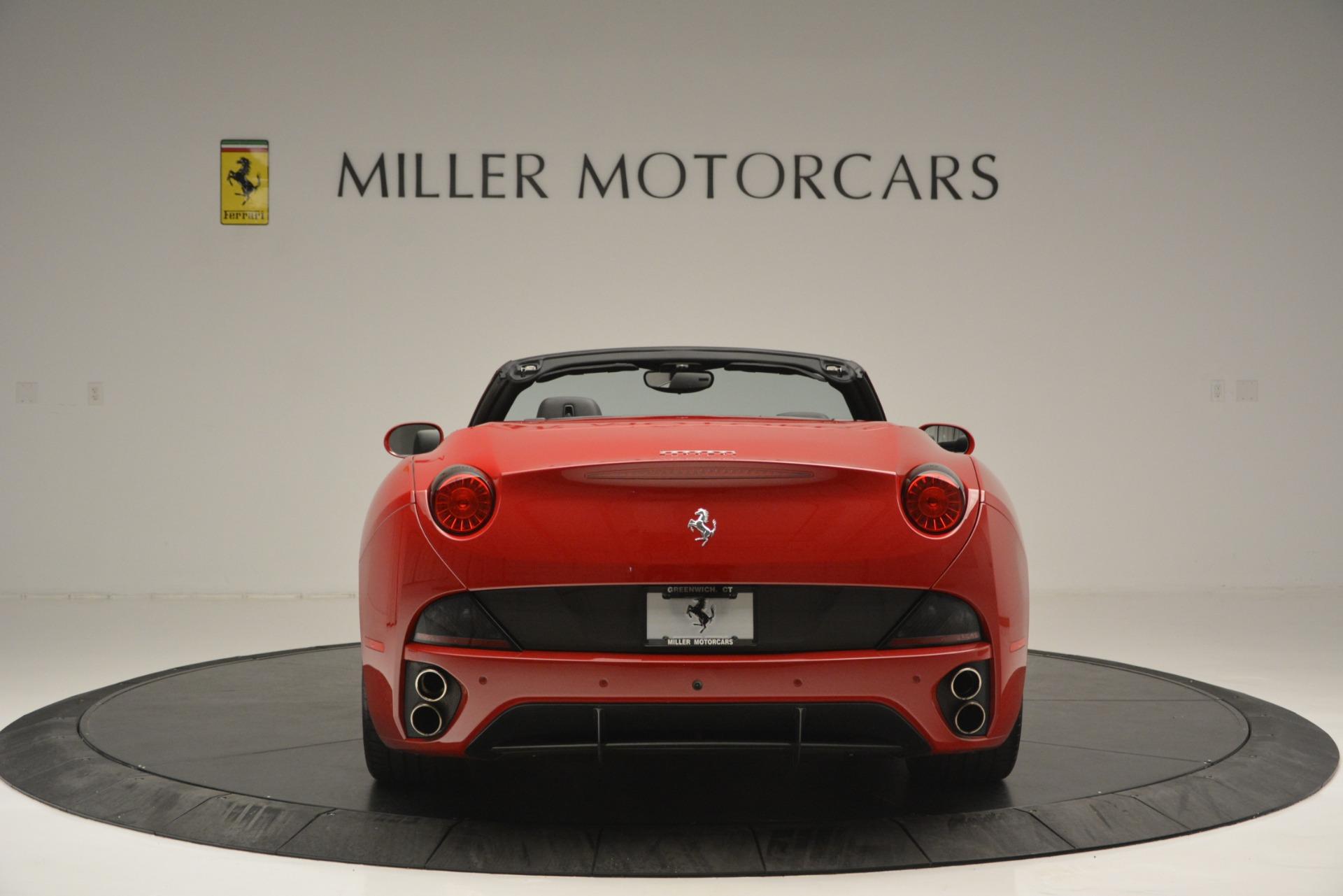 Used 2011 Ferrari California  For Sale In Westport, CT 2618_p7