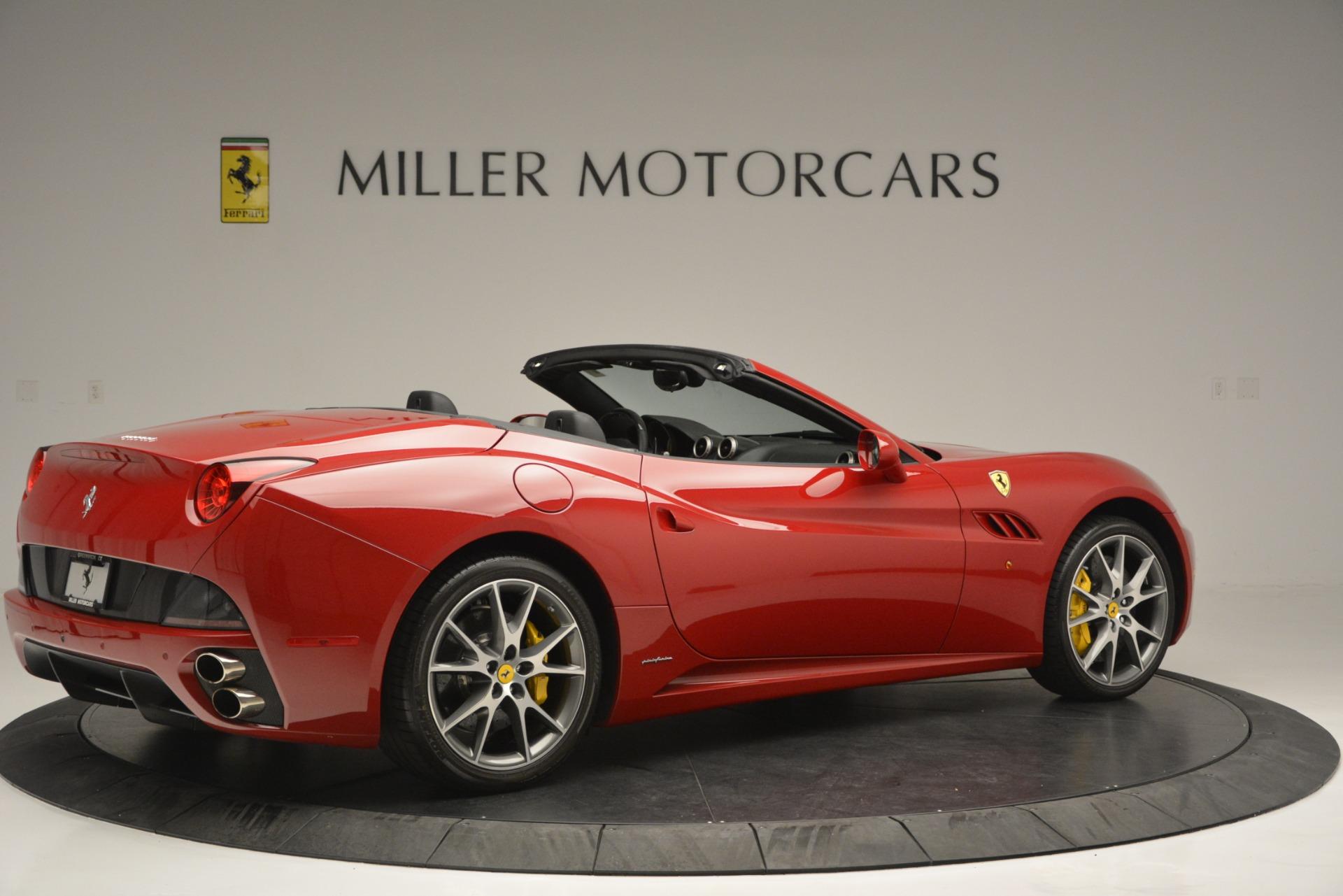 Used 2011 Ferrari California  For Sale In Westport, CT 2618_p9