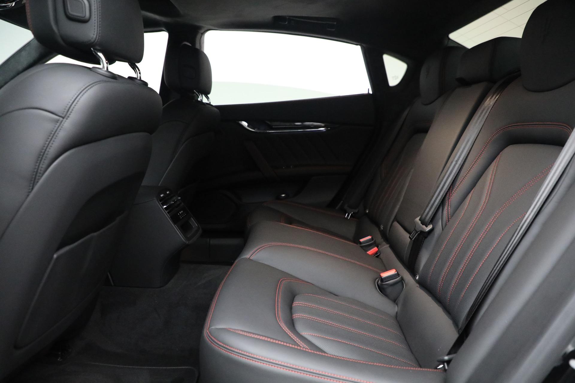 New 2019 Maserati Quattroporte S Q4 GranLusso For Sale In Westport, CT 2619_p23