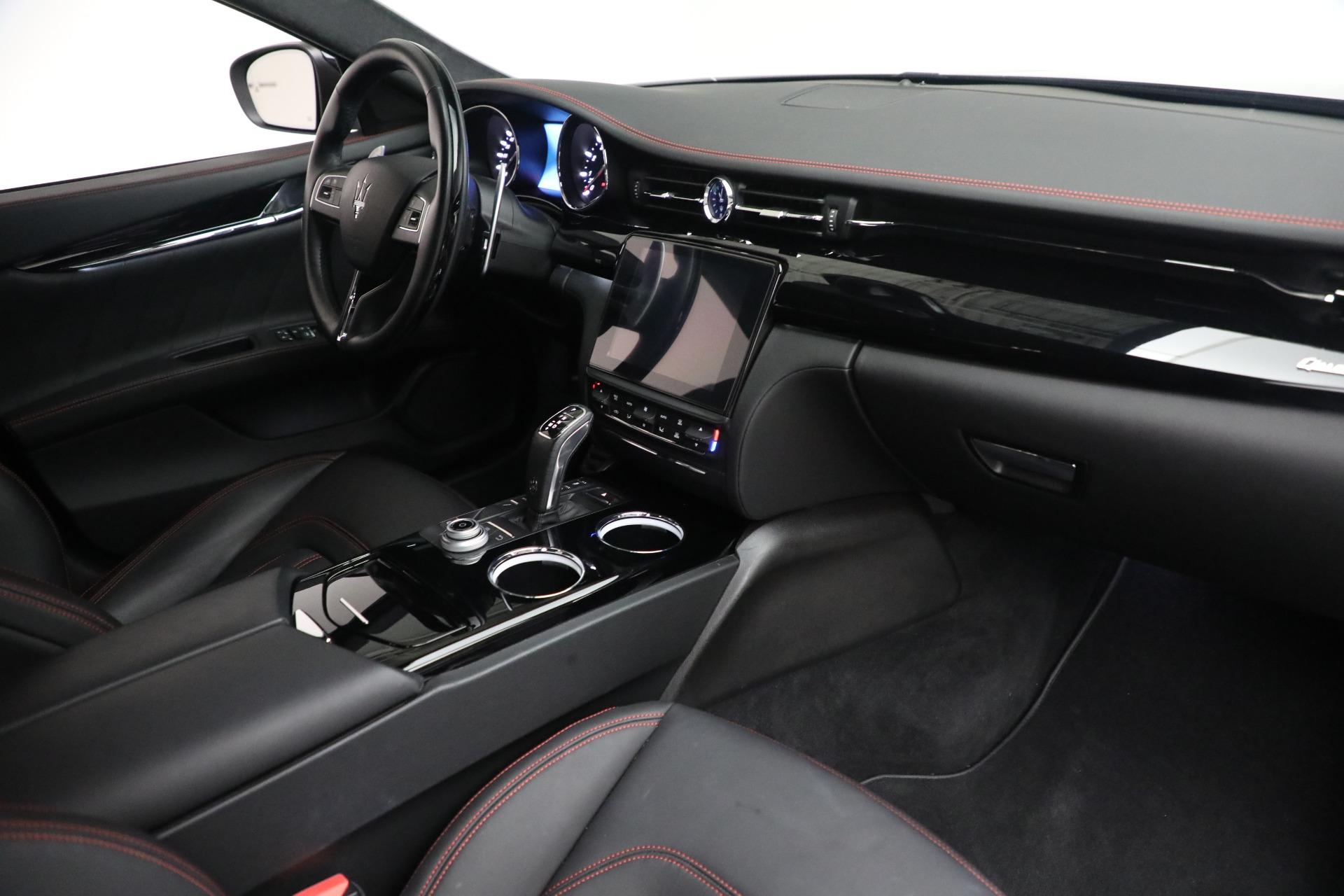 New 2019 Maserati Quattroporte S Q4 GranLusso For Sale In Westport, CT 2619_p26
