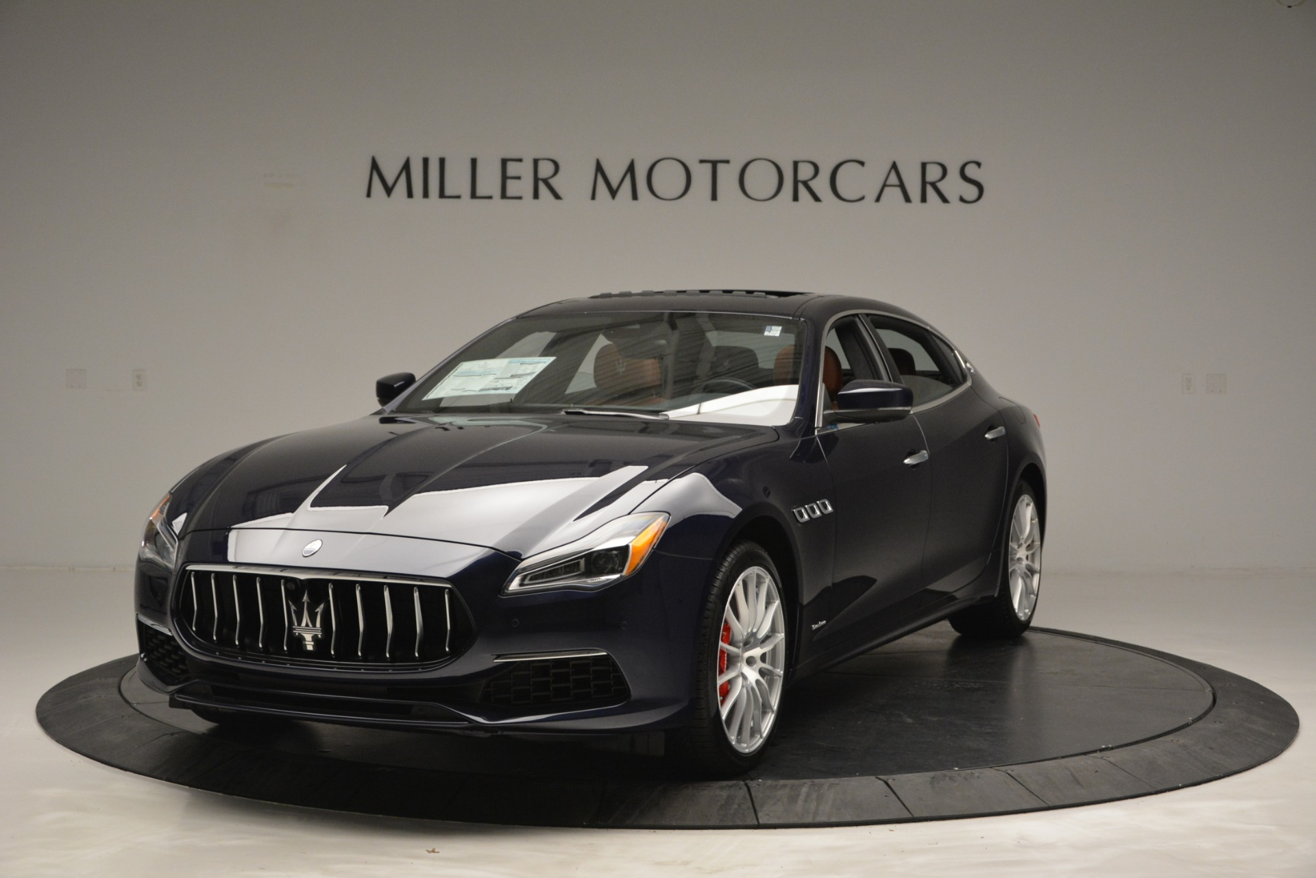 New 2019 Maserati Quattroporte S Q4 GranLusso For Sale In Westport, CT 2620_main