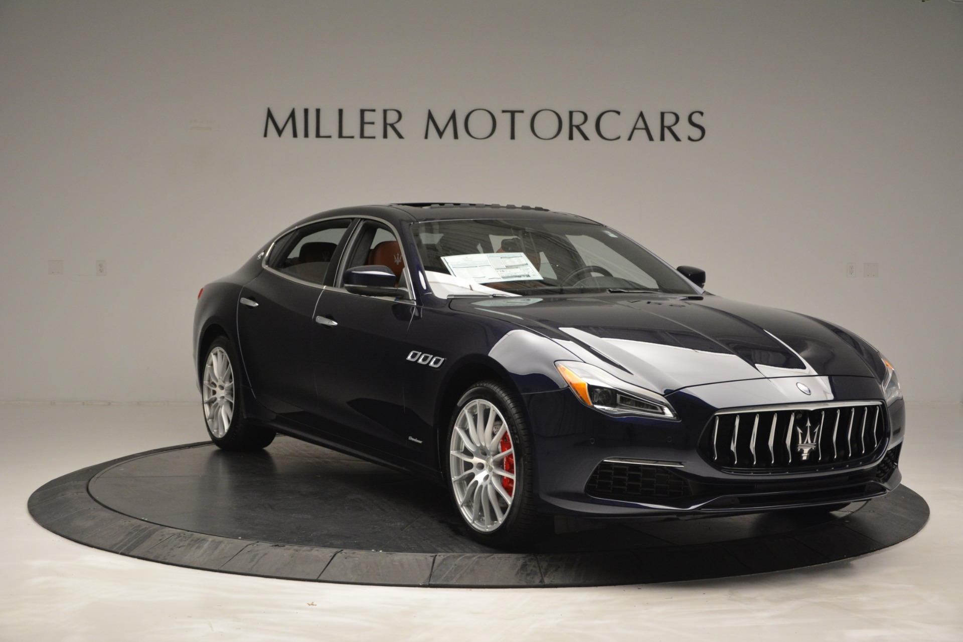 New 2019 Maserati Quattroporte S Q4 GranLusso For Sale In Westport, CT 2620_p11