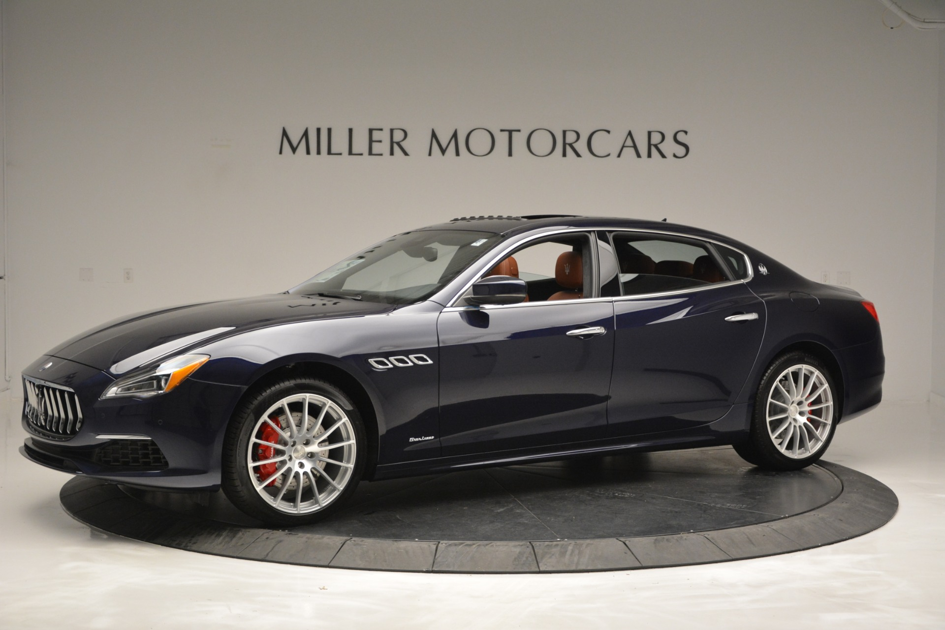 New 2019 Maserati Quattroporte S Q4 GranLusso For Sale In Westport, CT 2620_p2