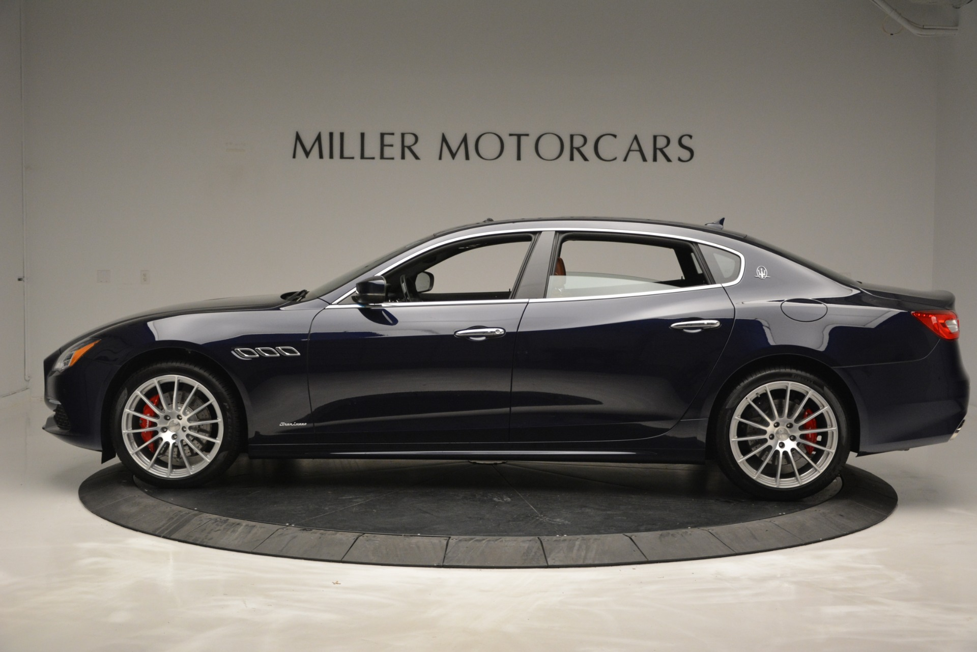 New 2019 Maserati Quattroporte S Q4 GranLusso For Sale In Westport, CT 2620_p3