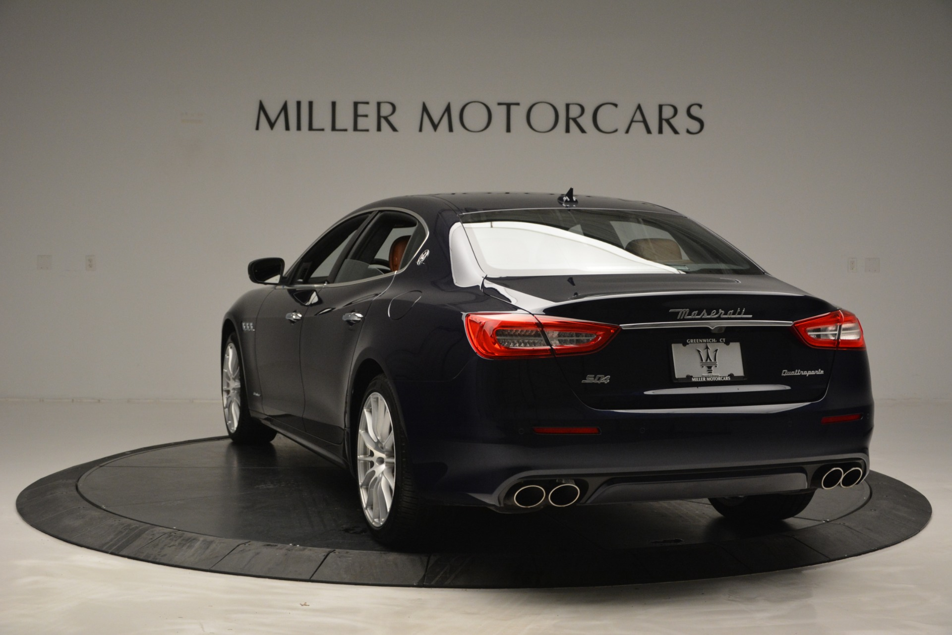 New 2019 Maserati Quattroporte S Q4 GranLusso For Sale In Westport, CT 2620_p5