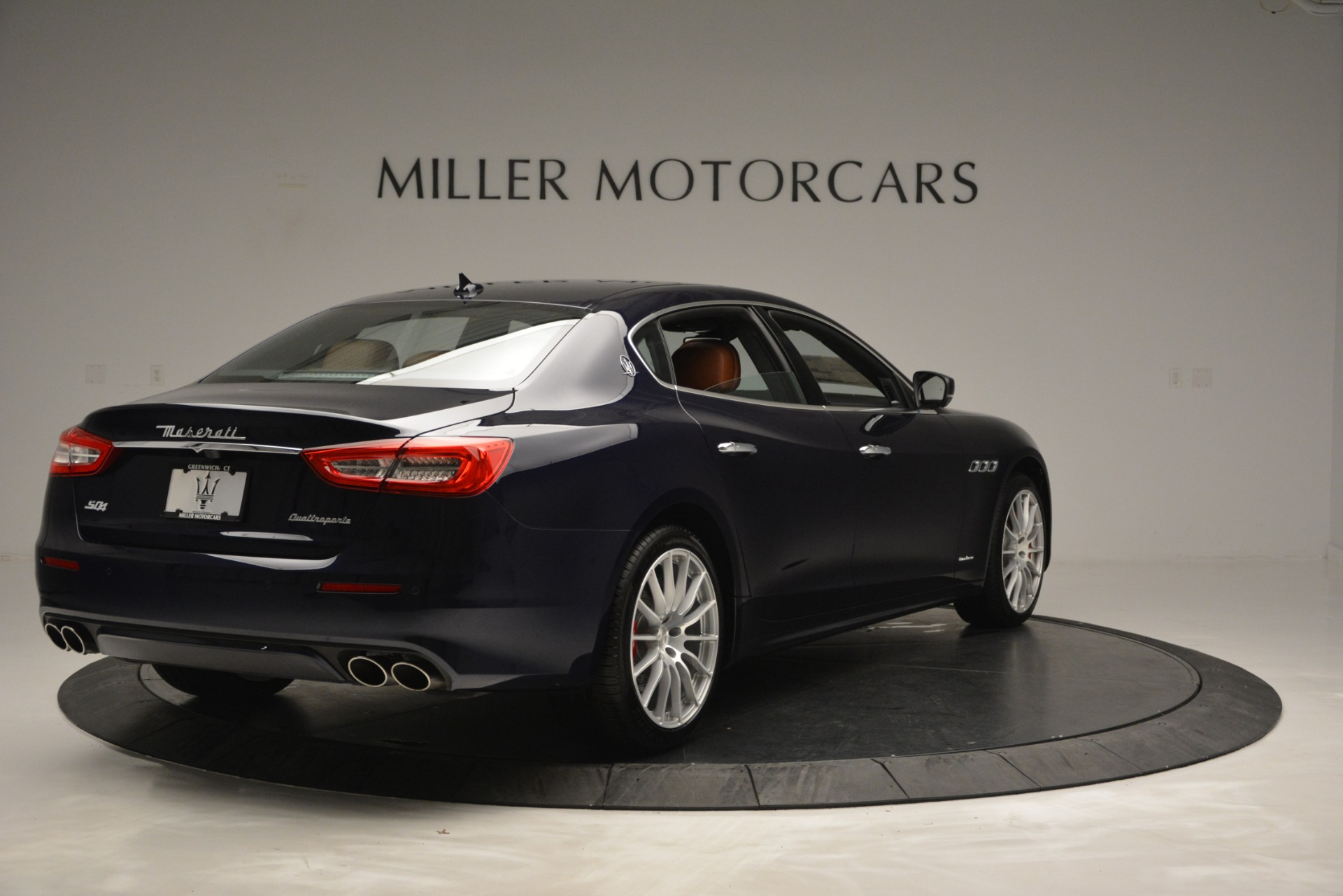 New 2019 Maserati Quattroporte S Q4 GranLusso For Sale In Westport, CT 2620_p7