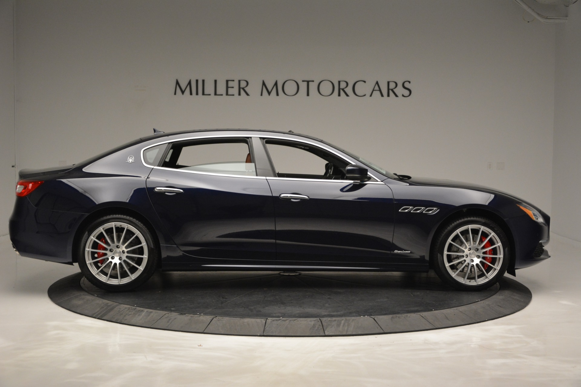 New 2019 Maserati Quattroporte S Q4 GranLusso For Sale In Westport, CT 2620_p9