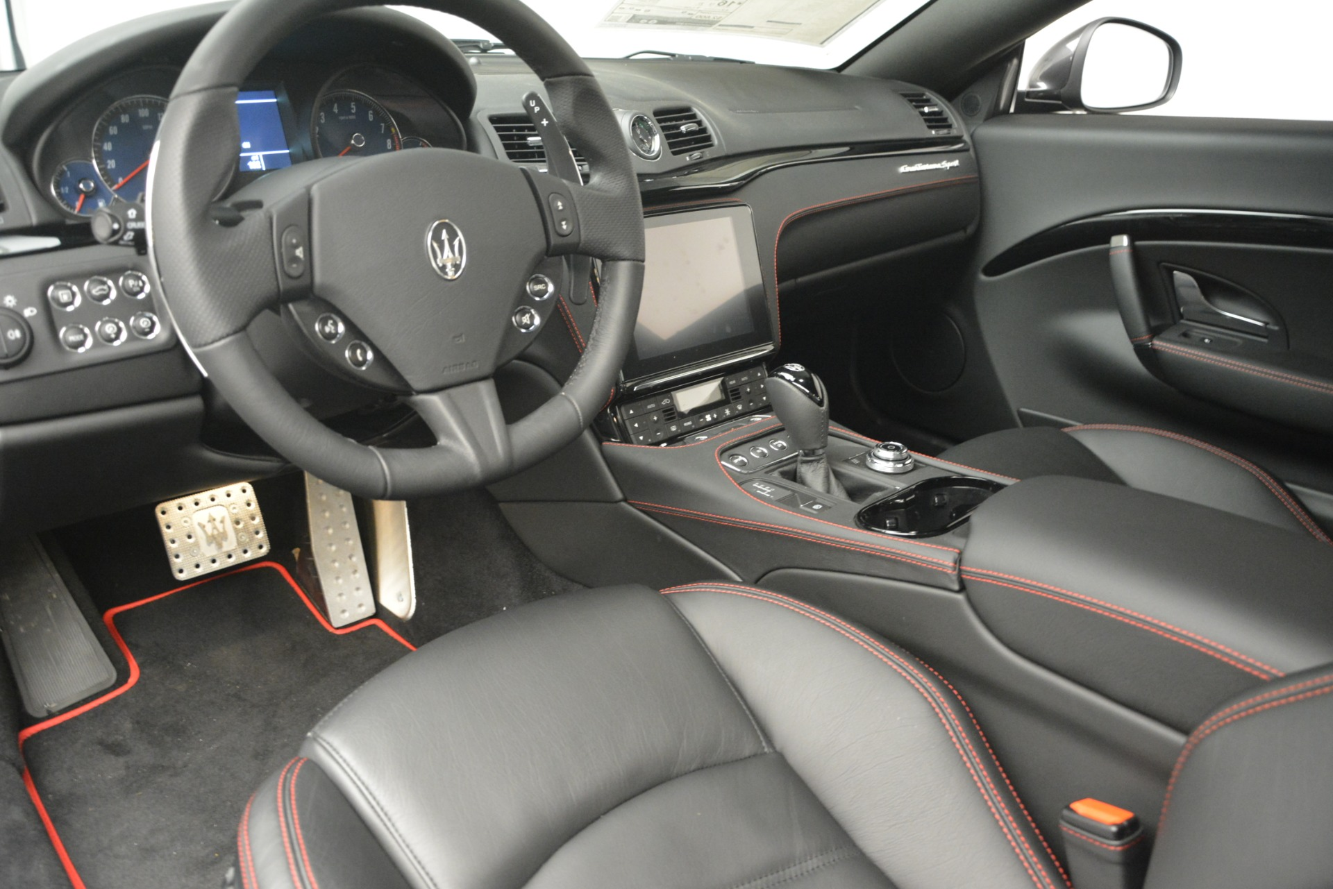 New 2018 Maserati GranTurismo Sport For Sale In Westport, CT 2621_p12