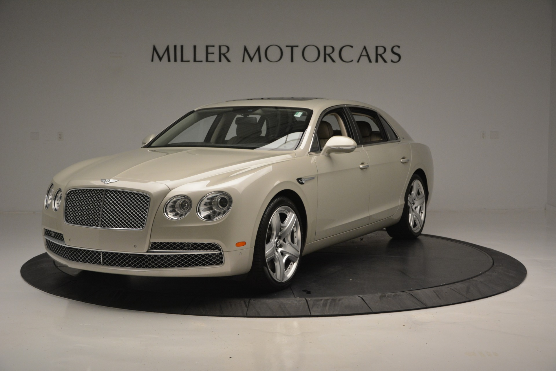 Used 2014 Bentley Flying Spur W12 For Sale In Westport, CT 2624_main