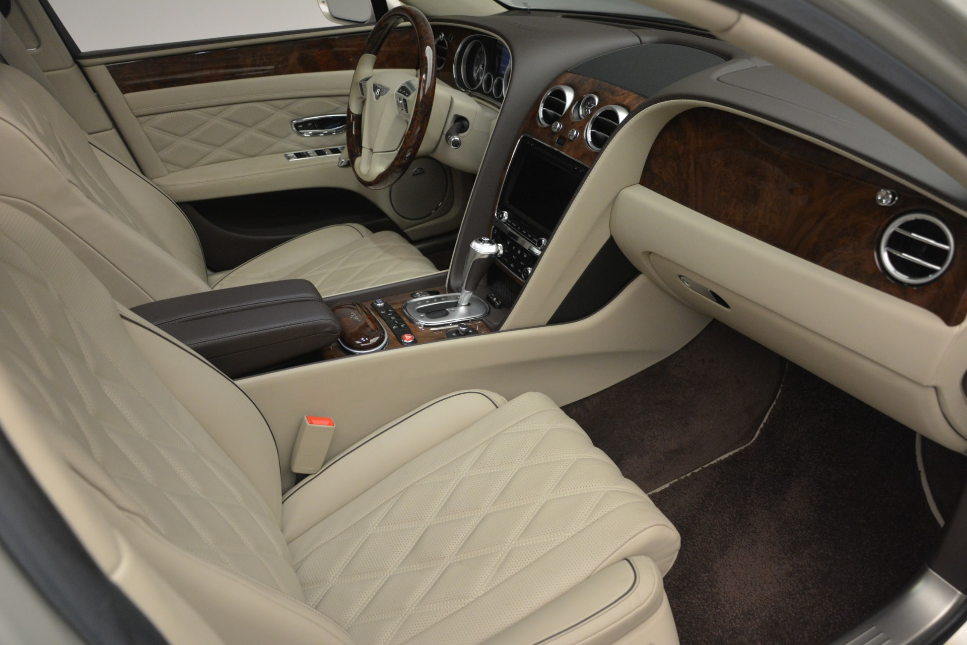 Used 2014 Bentley Flying Spur W12 For Sale In Westport, CT 2624_p28