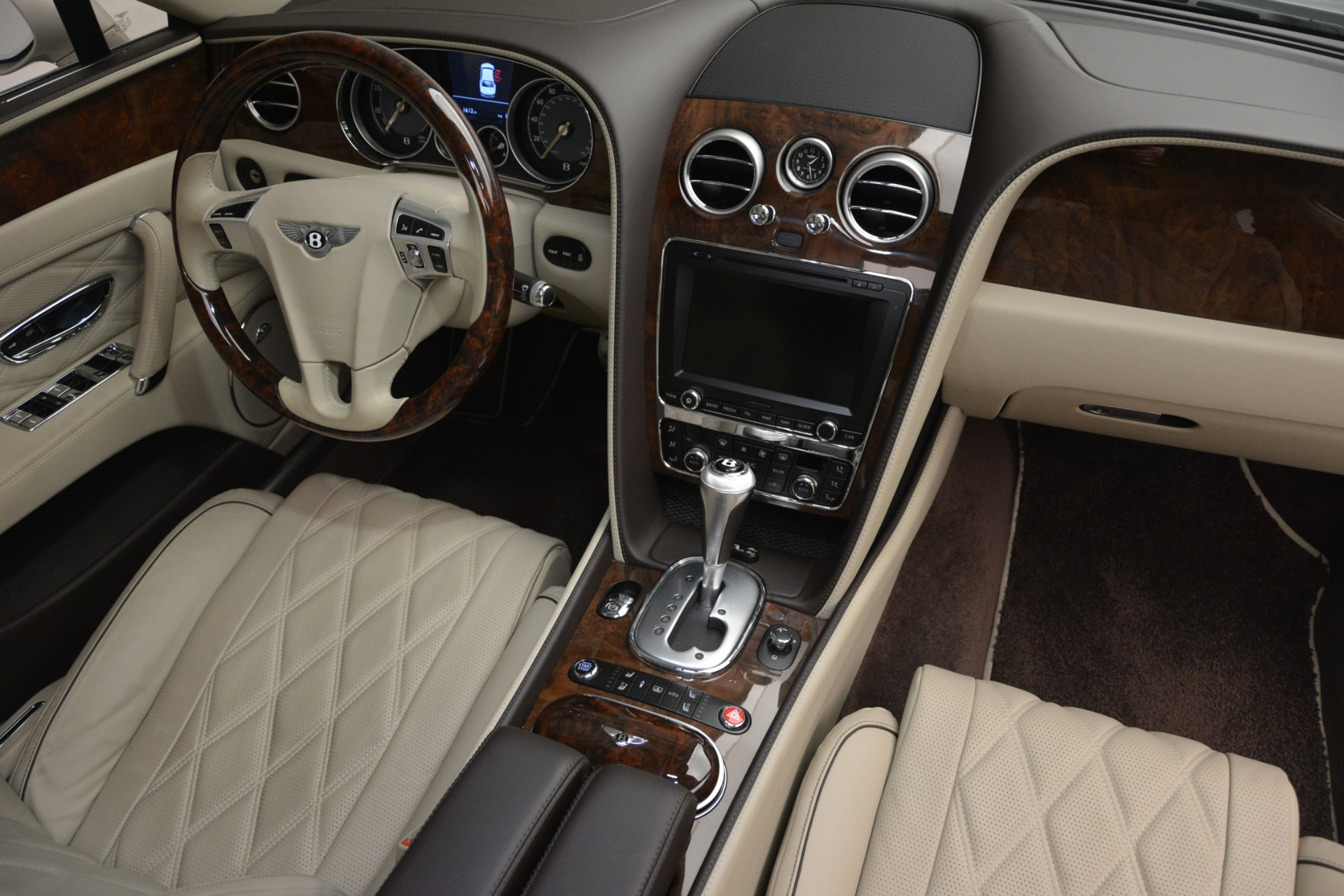 Used 2014 Bentley Flying Spur W12 For Sale In Westport, CT 2624_p29