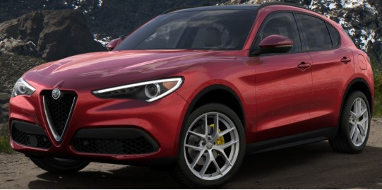 New 2018 Alfa Romeo Stelvio Ti Q4 For Sale In Westport, CT 2633_main