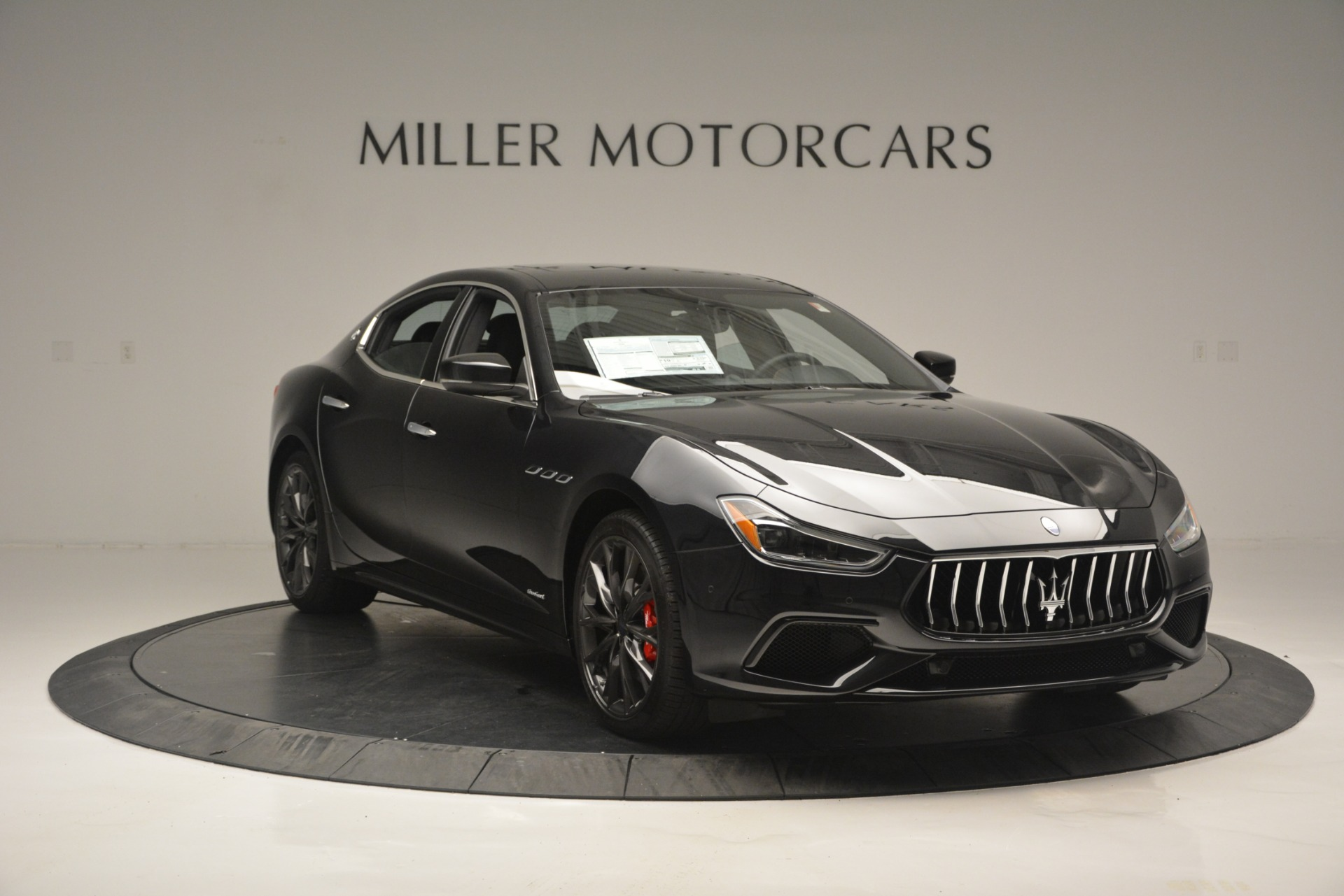 New 2019 Maserati Ghibli S Q4 GranSport For Sale In Westport, CT 2635_p11