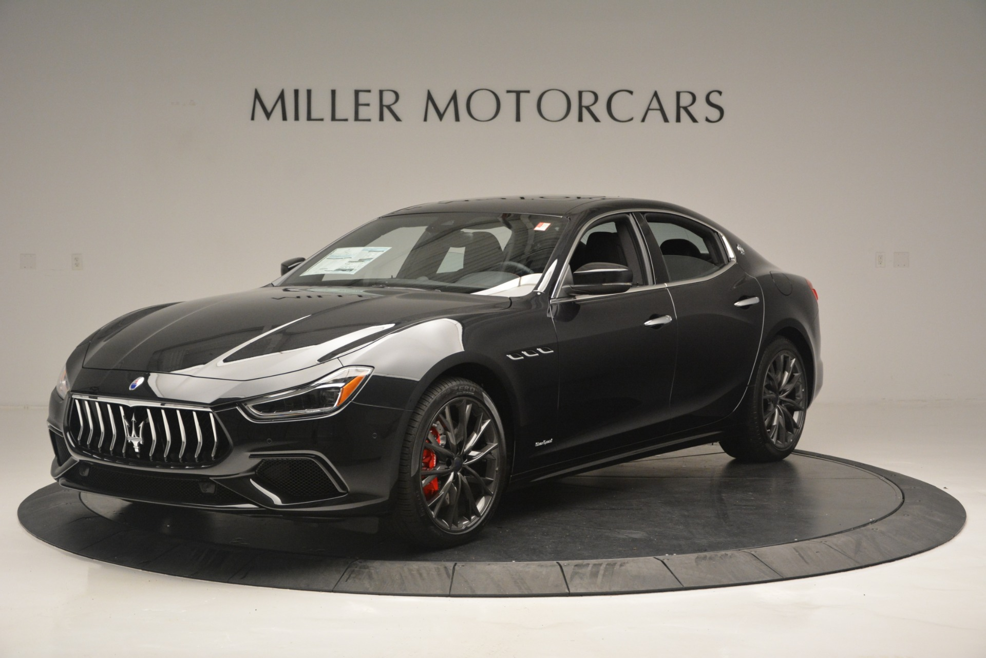 New 2019 Maserati Ghibli S Q4 GranSport For Sale In Westport, CT 2635_p2